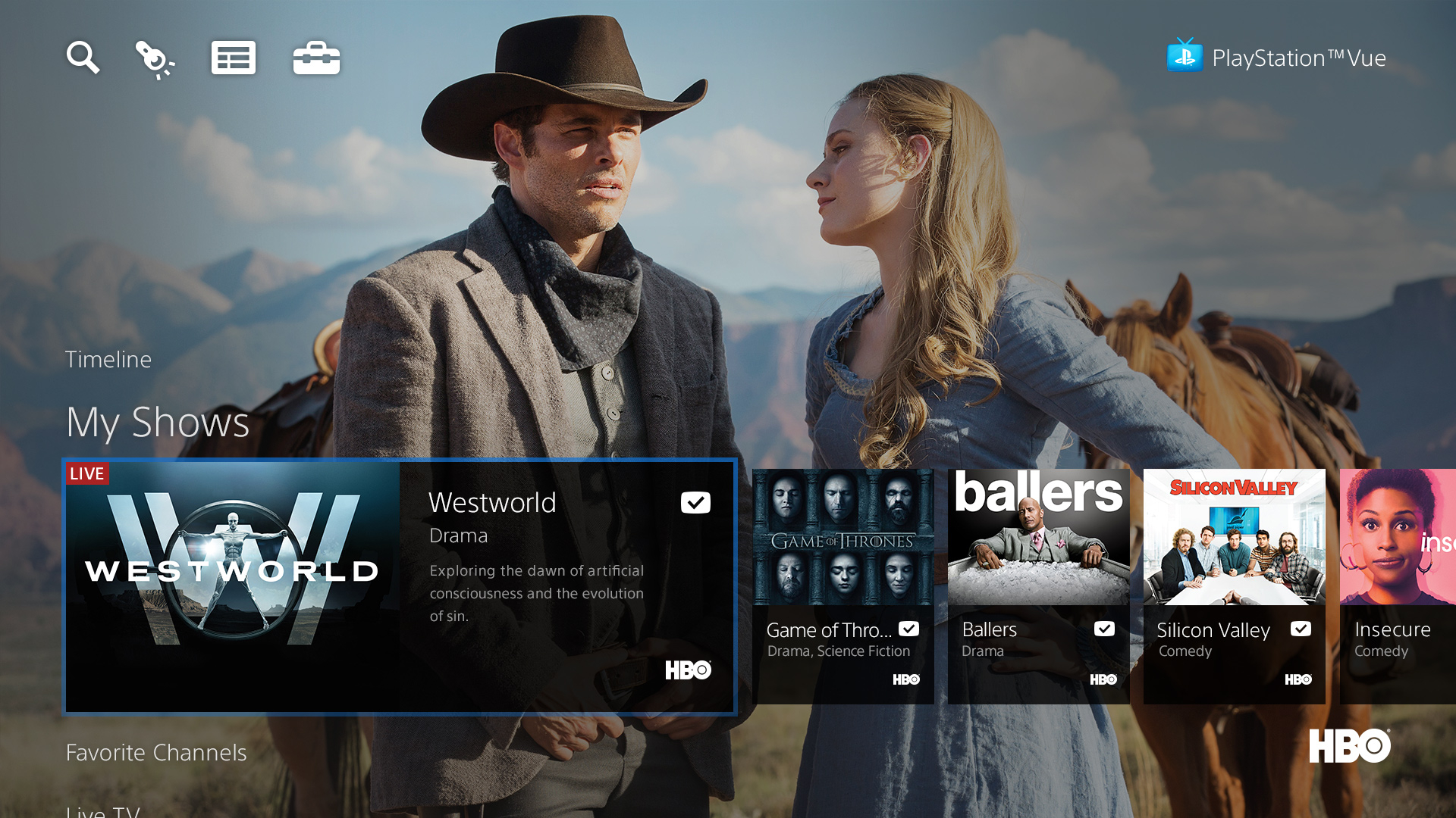Sony raises PlayStation Vue prices by $5 a month across all