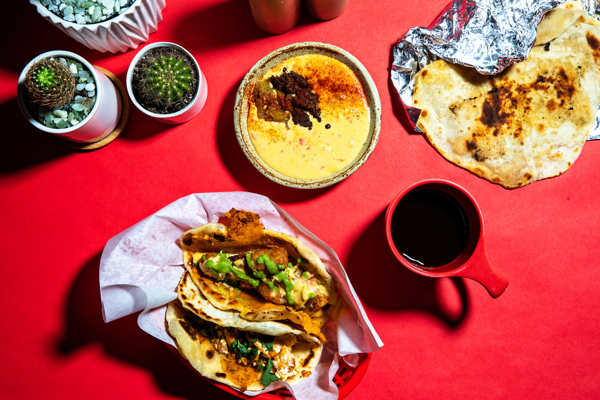 Redheaded Stranger Opens Next Week With Fresh Flour Tortillas, Brisket, and Frito Pie