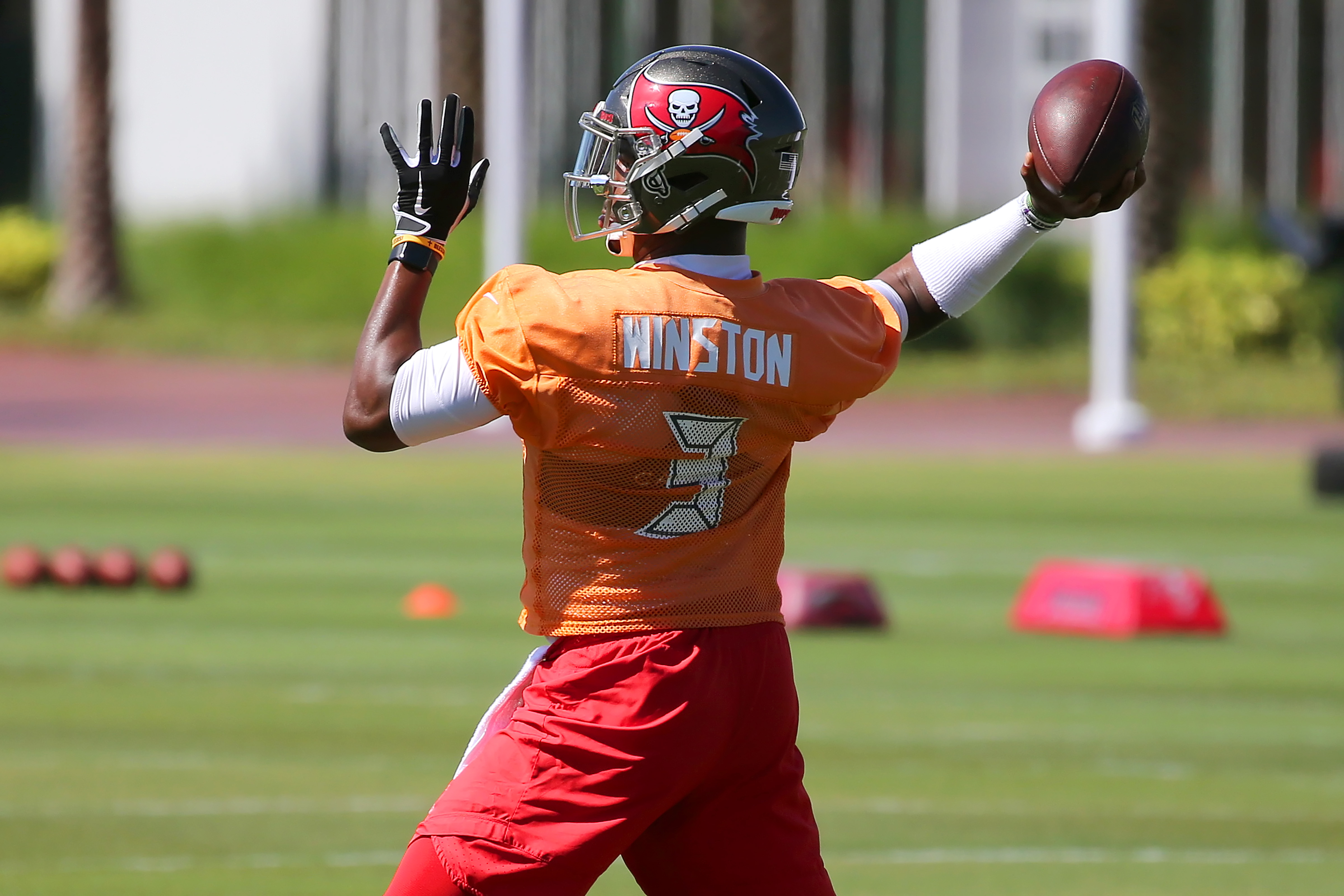 NFL: MAY 21 Tampa Bay Buccaneers OTA