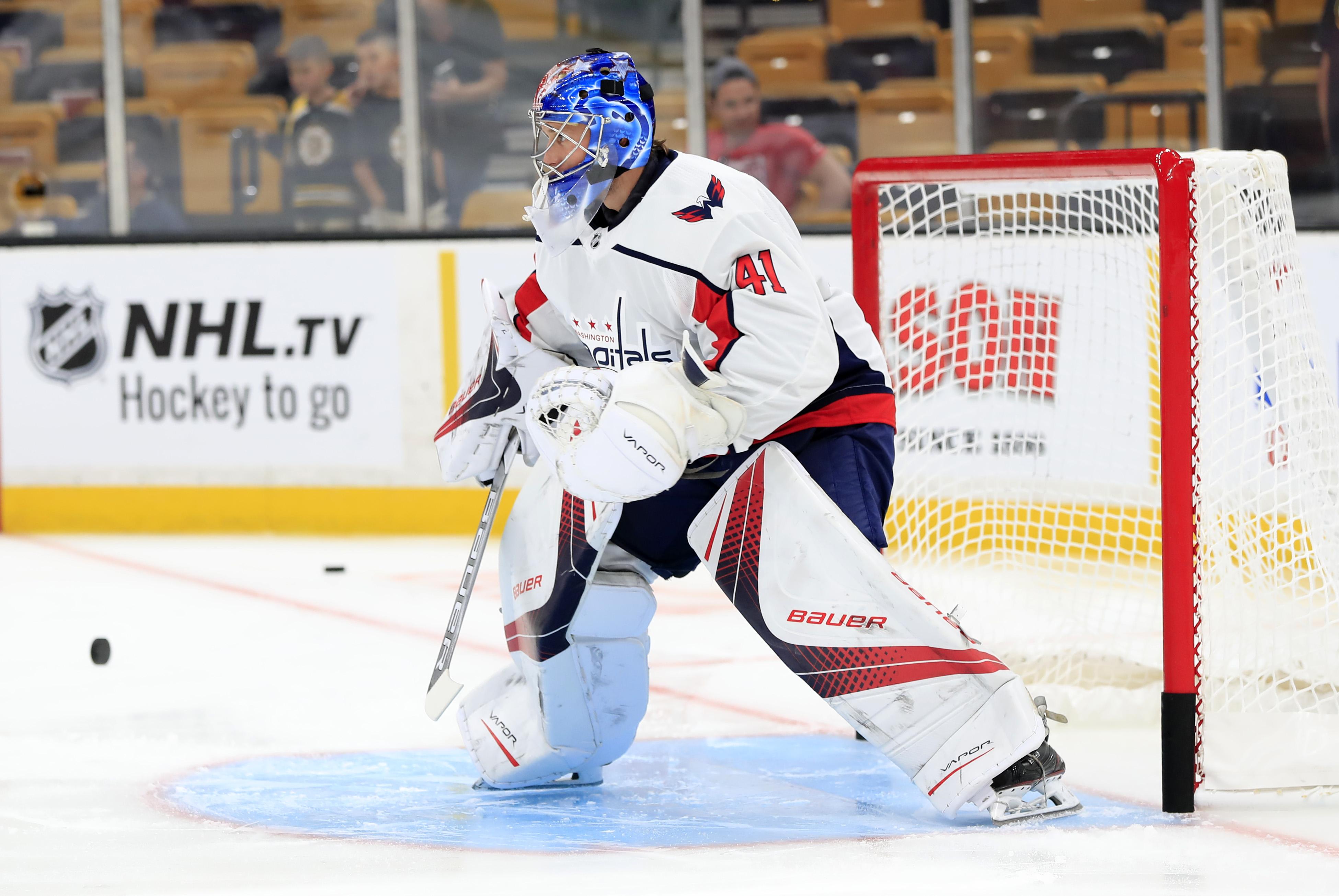 NHL: SEP 16 Preseason - Capitals at Bruins