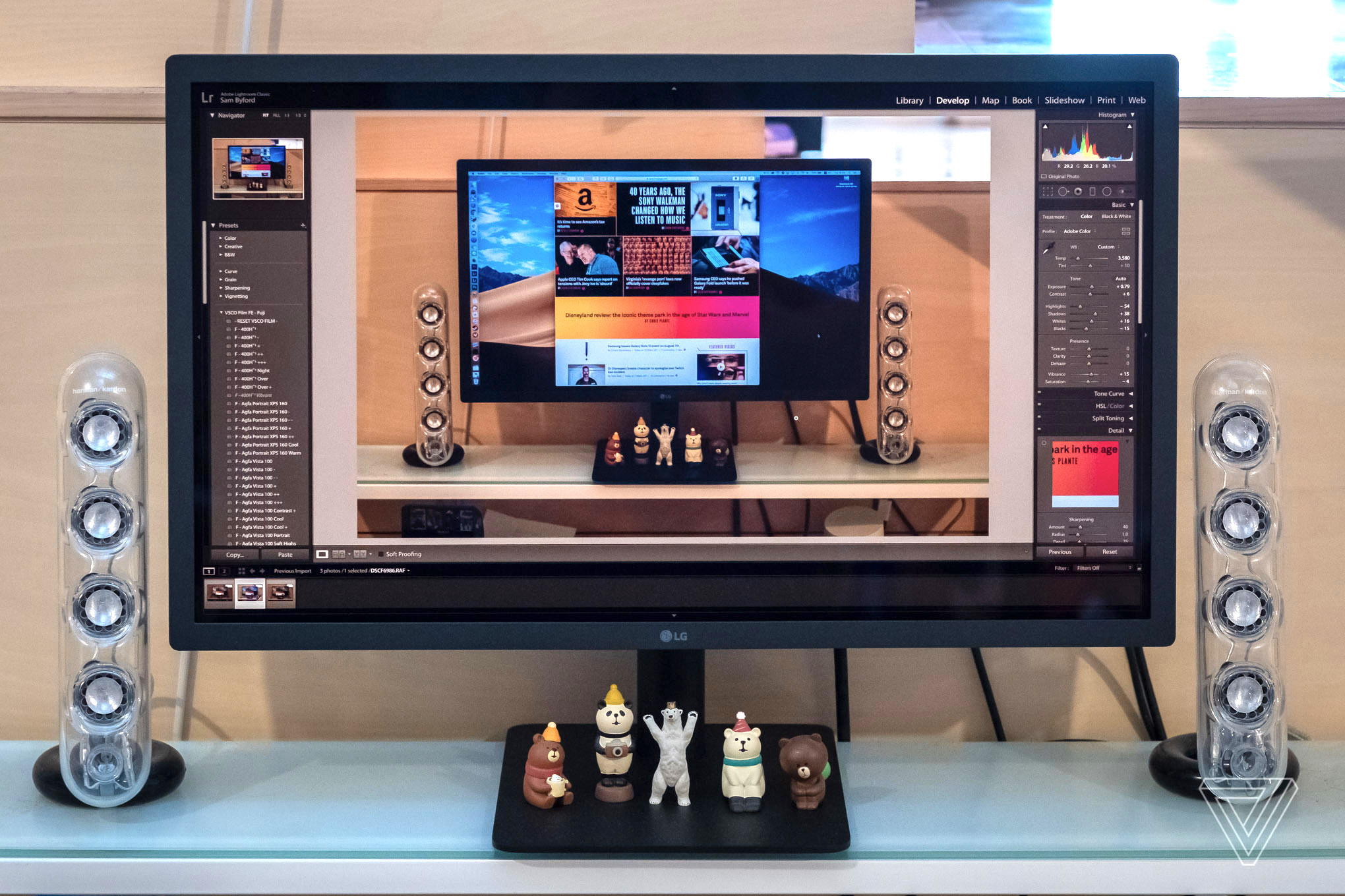 LG UltraFine 4K Display (2019) review: bigger isn't better