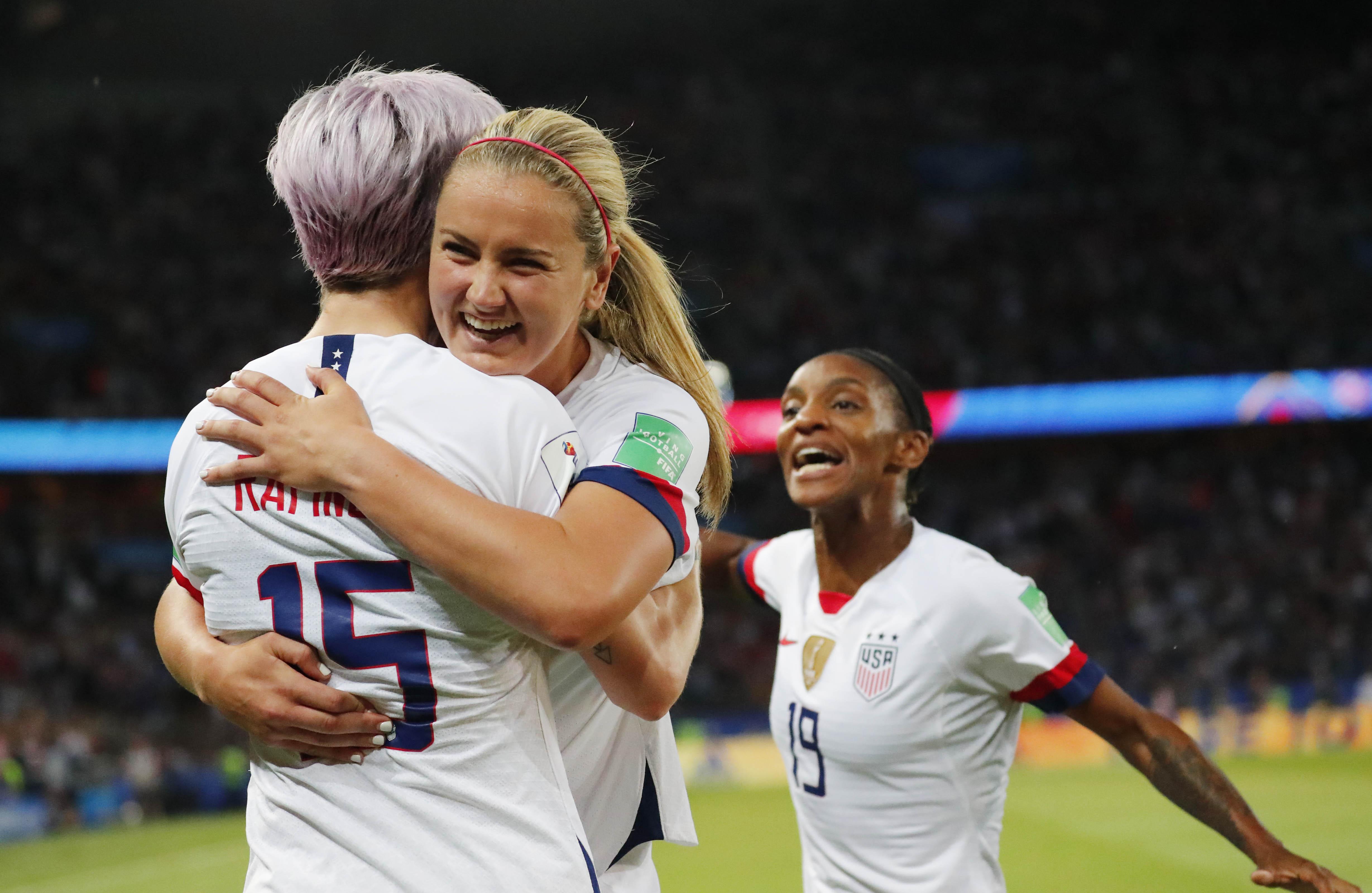 Soccer: Womens World Cup-France vs USA