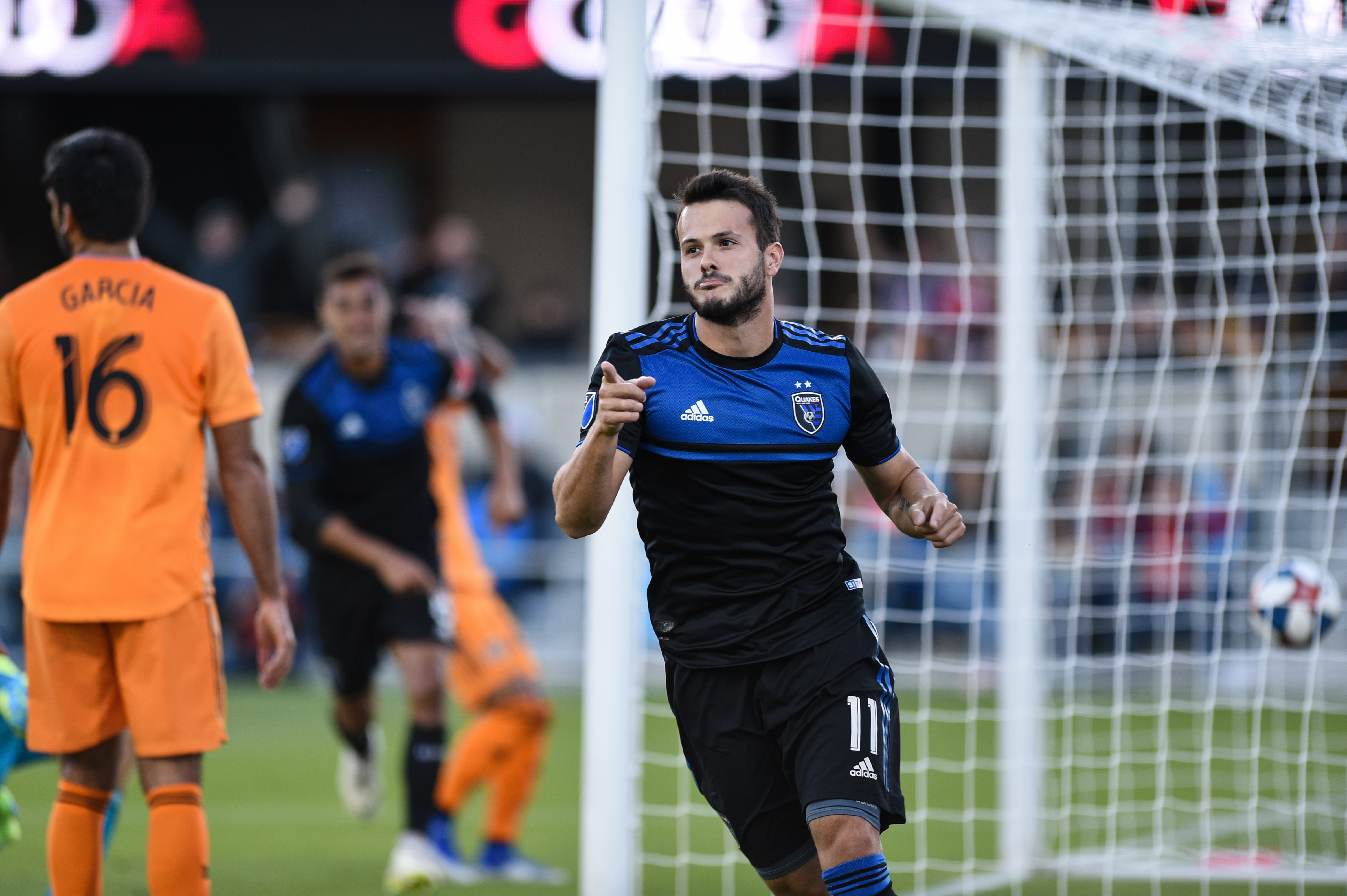 SOCCER: JUN 26 MLS - Houston Dynamo at San Jose Earthquakes