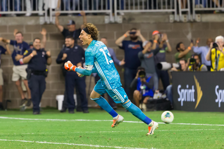 SOCCER: JUN 29 CONCACAF Gold Cup Quarterfinals - Mexico v Costa Rica
