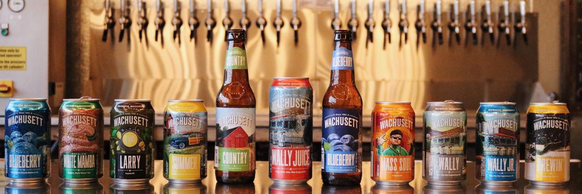 Wachusett beers