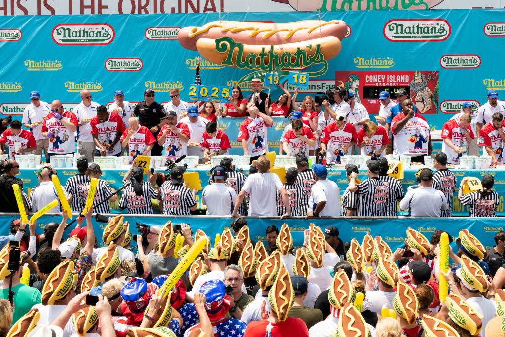 Nathan's Hot Dog Eating Contest: Date, time, how to watch
