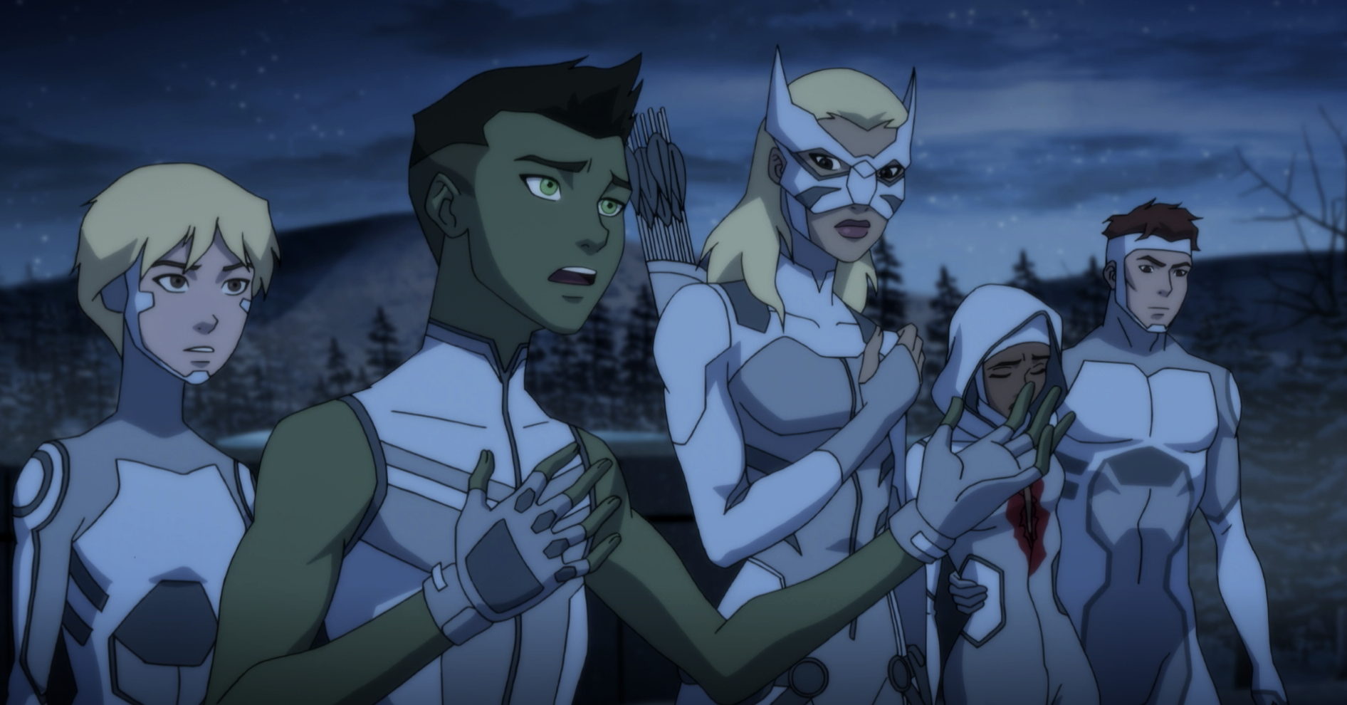 Young Justice: Outsiders returns to deal with, like, 10 million characters