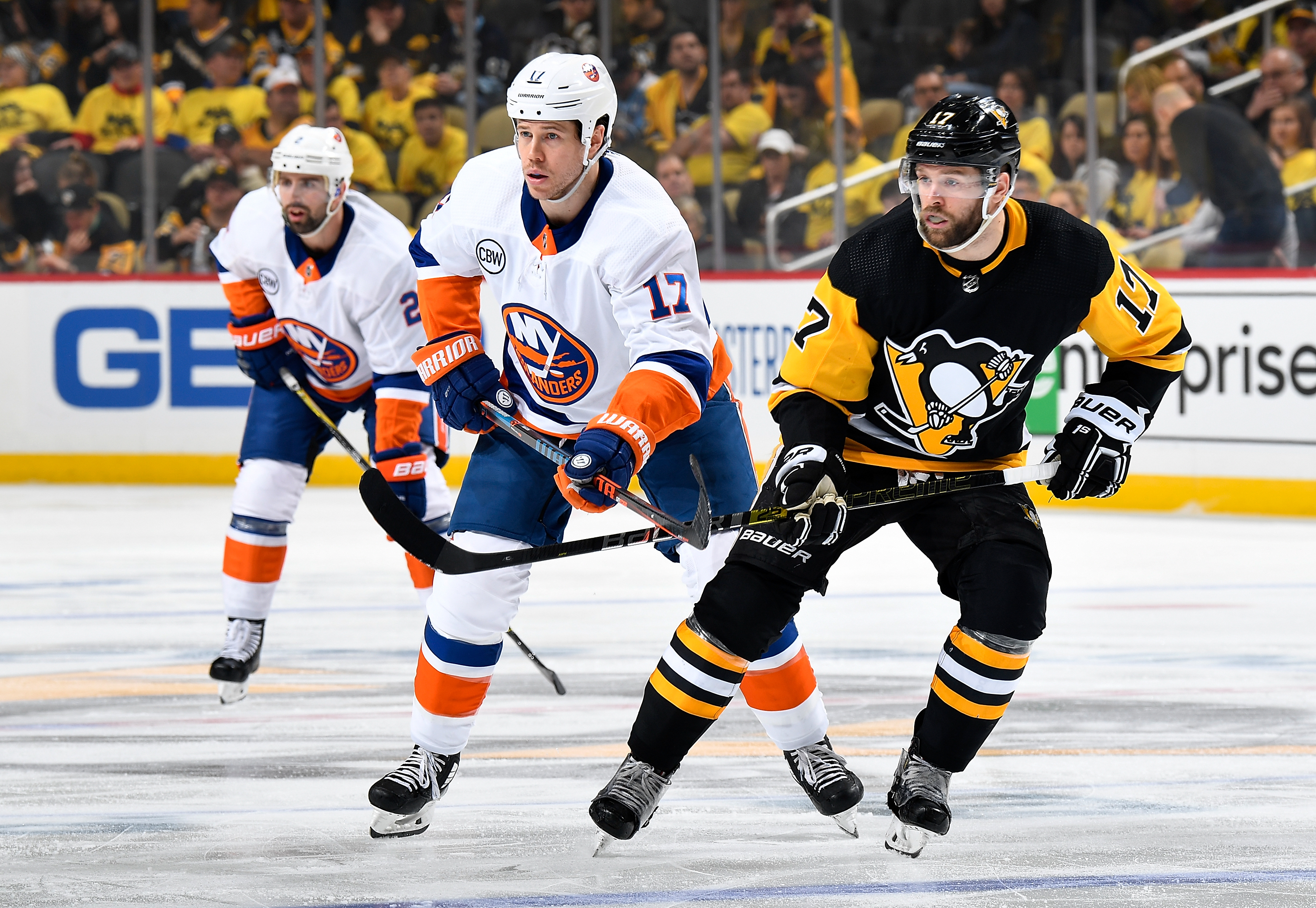 New York Islanders v Pittsburgh Penguins - Game Three