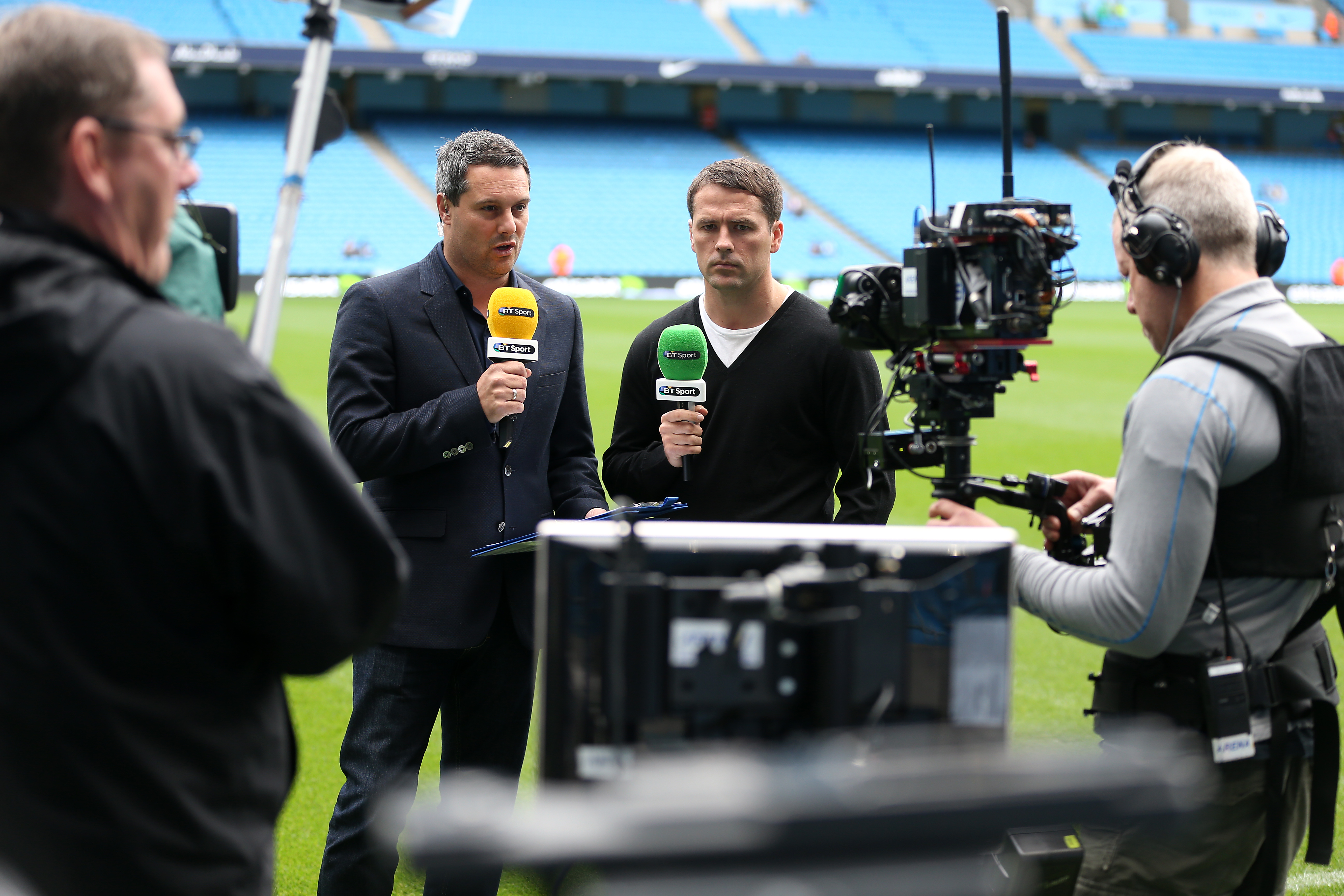 Soccer - Barclays Premier League - Manchester City v Everton - Etihad Stadium