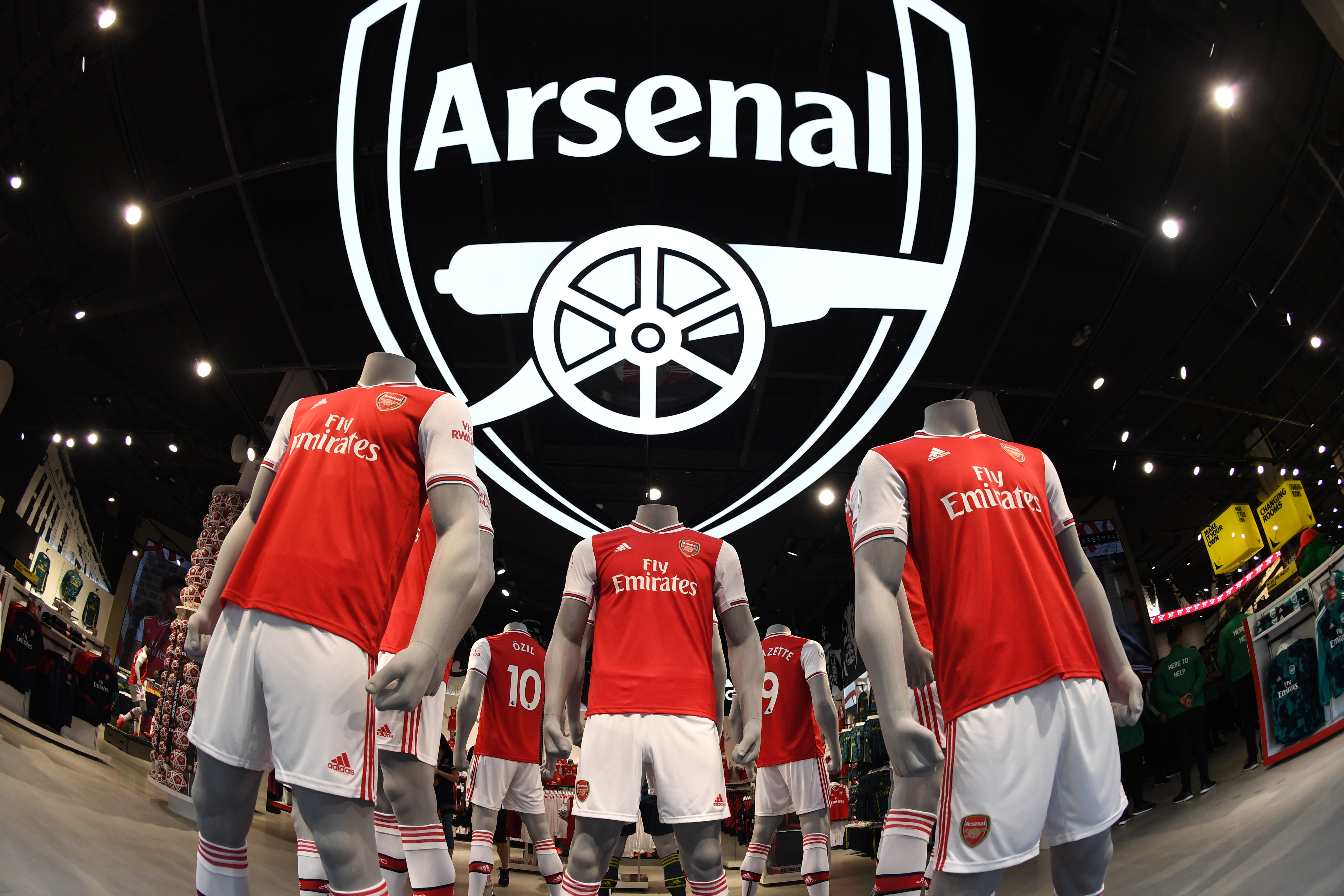 Arsenal 2019-20 Adidas Home Kit Launch