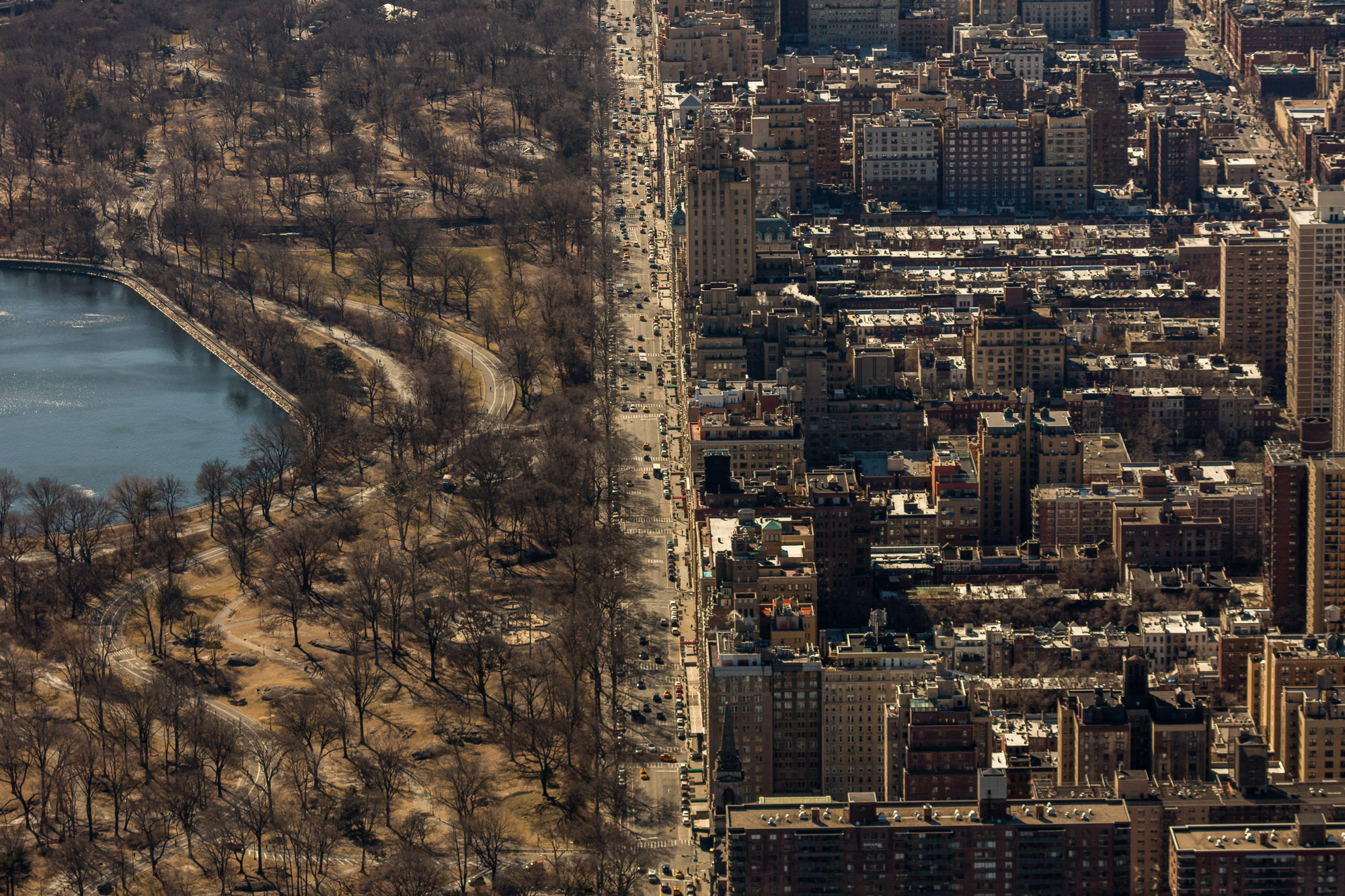 Central Park West protected bike lane is a go with community board approval