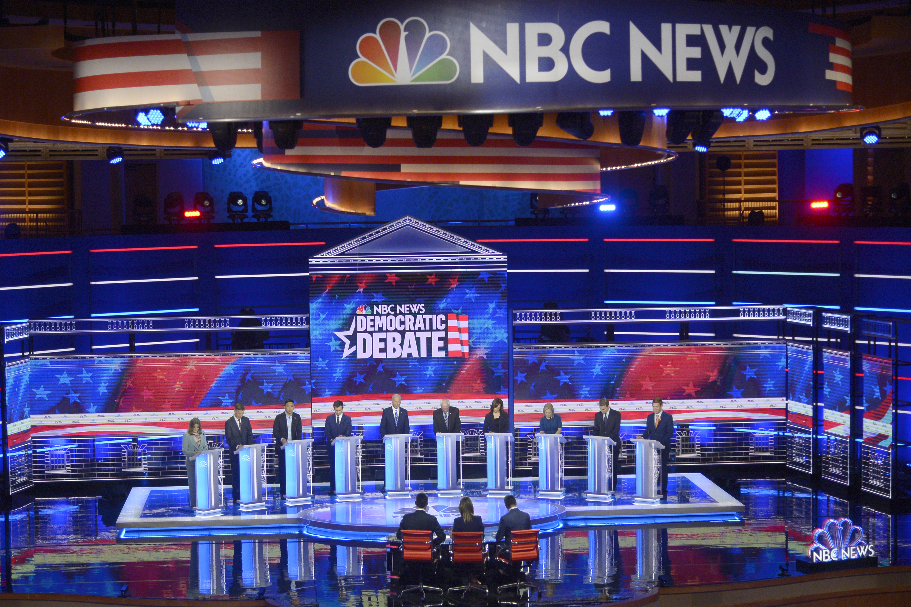 NBC News Election Coverage - Season 2019