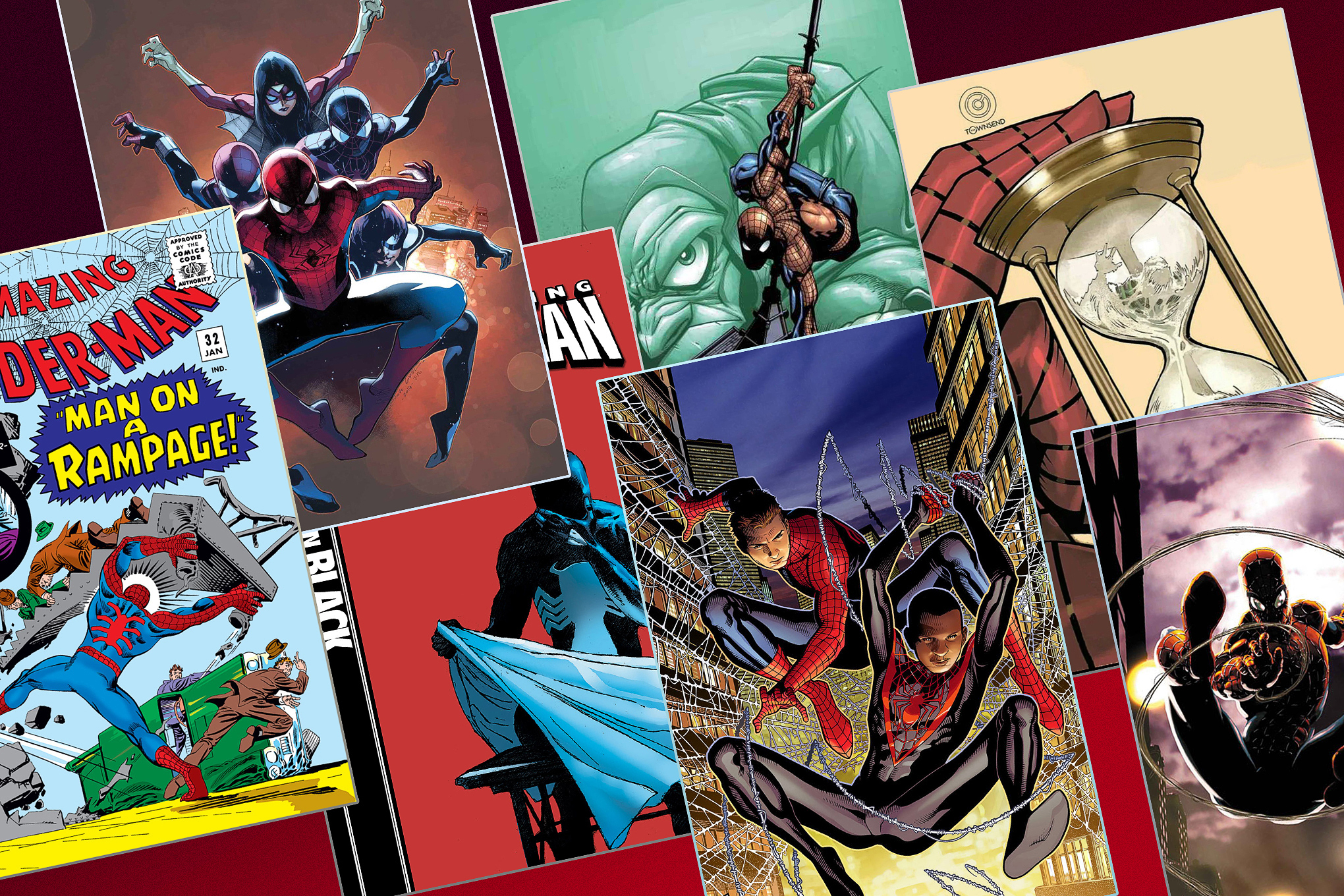 The best Spider-Man comics of all time