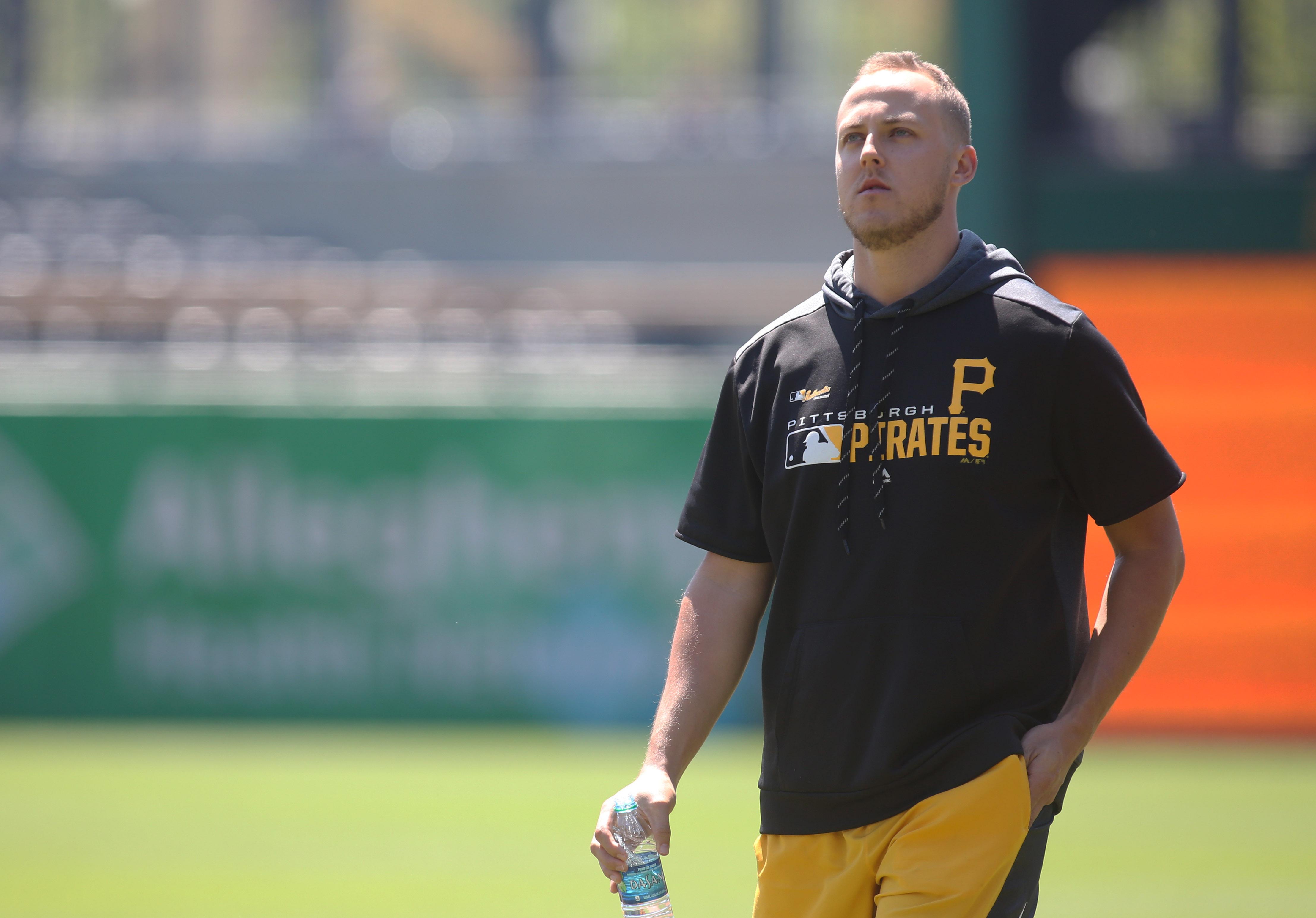 MLB: San Diego Padres at Pittsburgh Pirates
