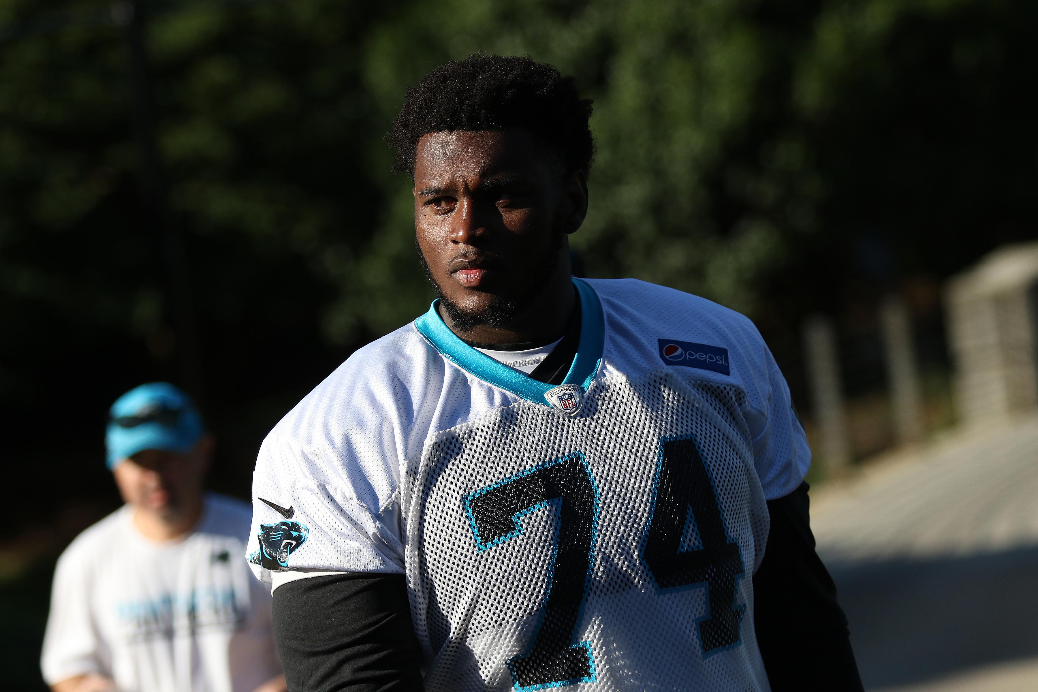 NFL: JUN 04 Panthers OTA