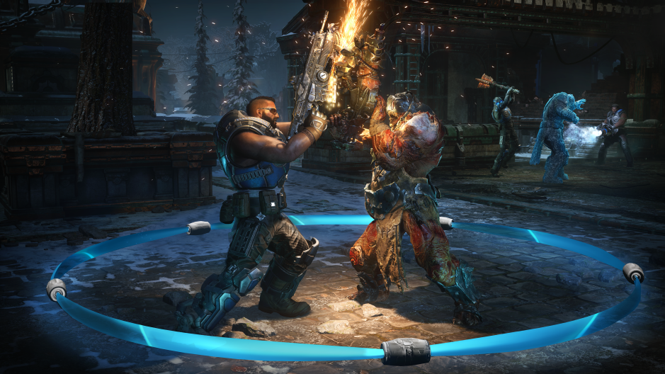 Gears 5's technical test begins on July 19