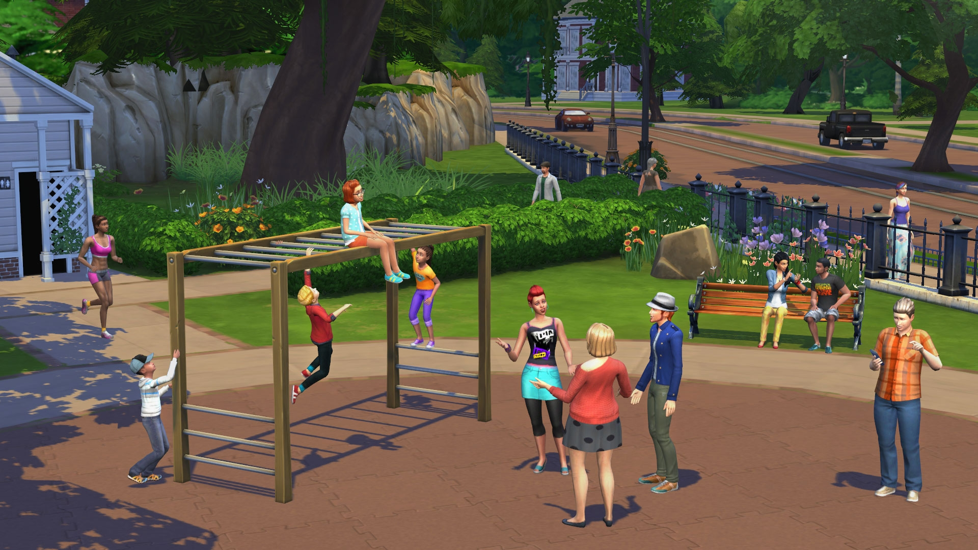 Tragic Sims 4 bug makes child protective services take away your kids