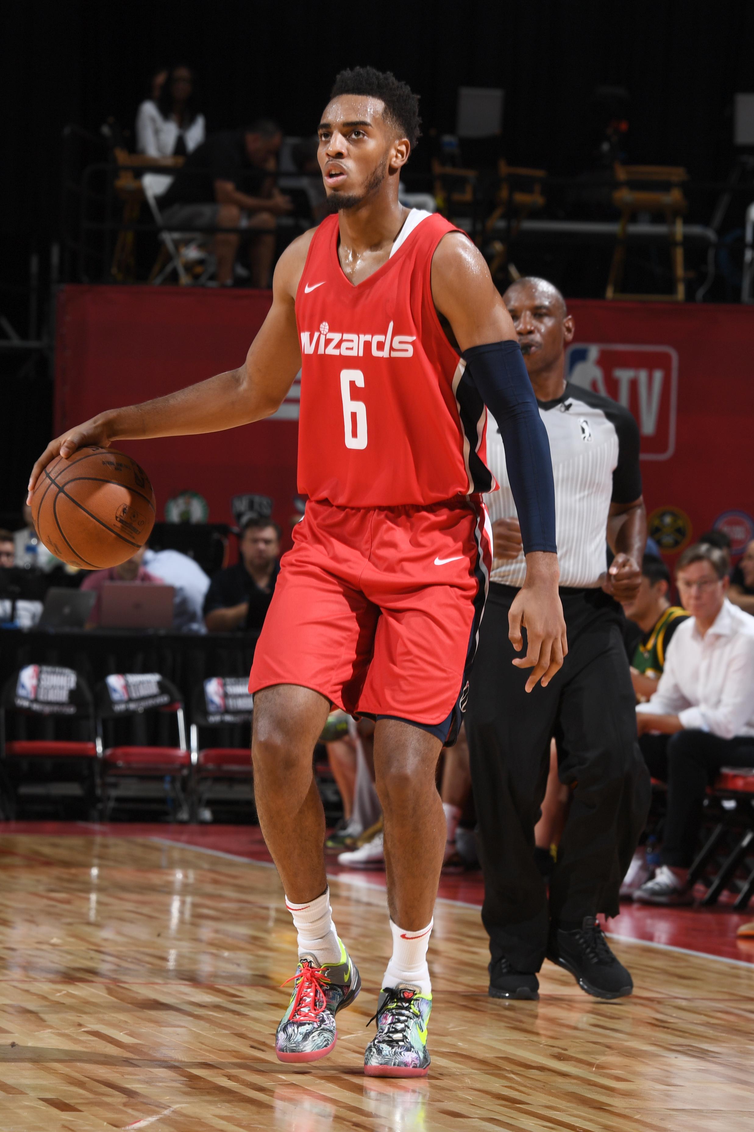 2018 NBA Summer League - Las Vegas - Washington Wizards v Philadelphia 76ers