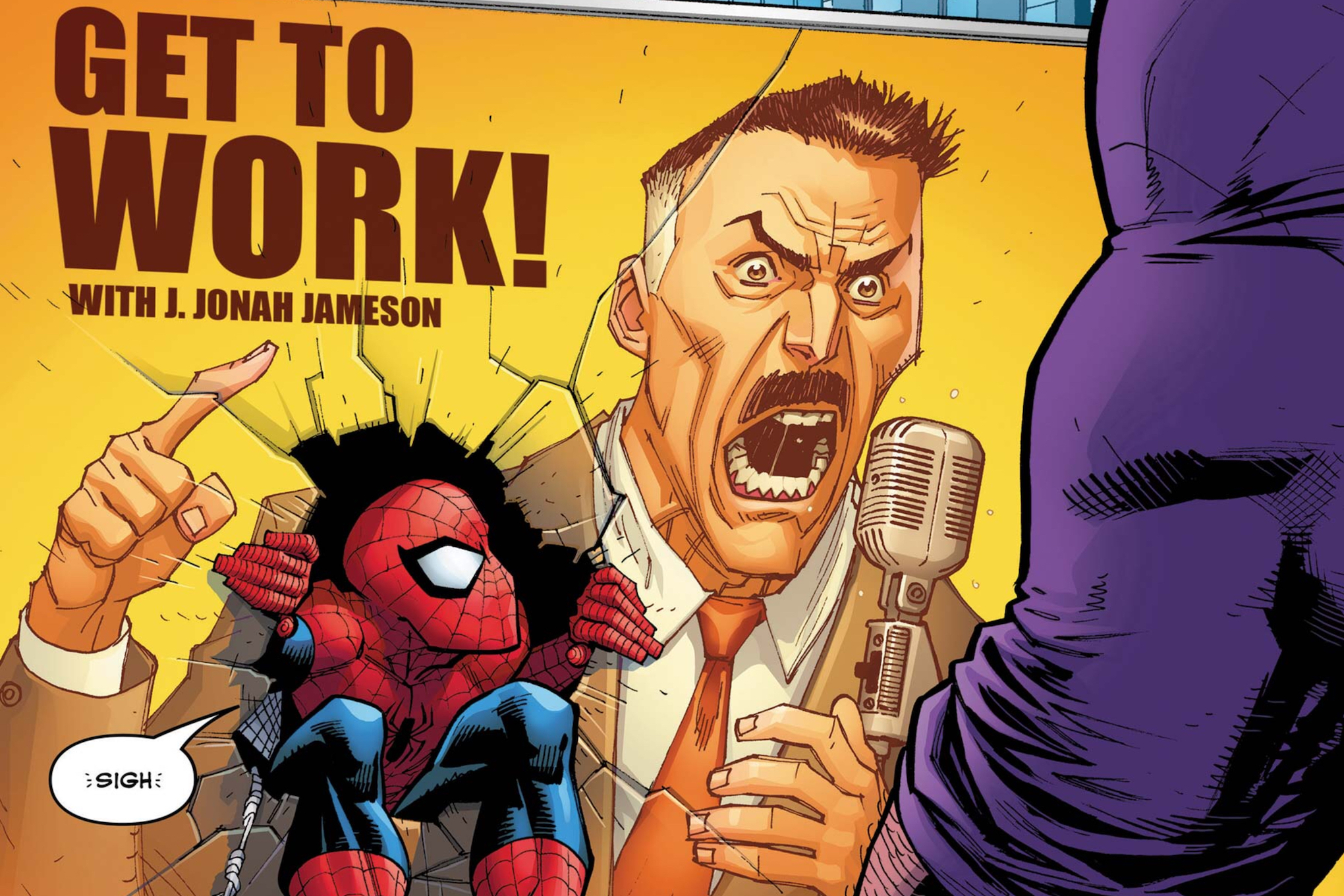 Why J  Jonah Jameson hates Spider-Man so much in Marvel
