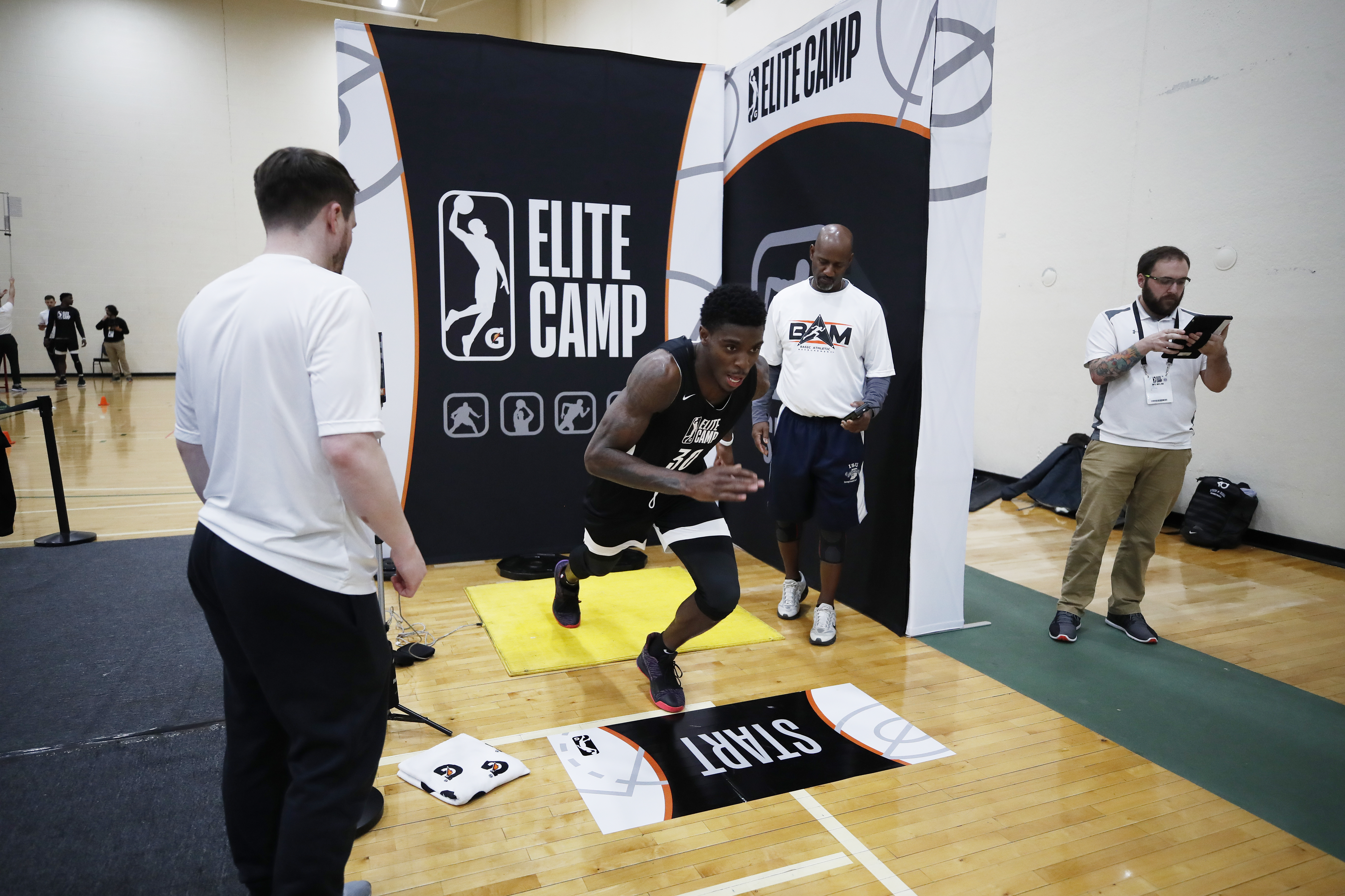 G League Elite Camp