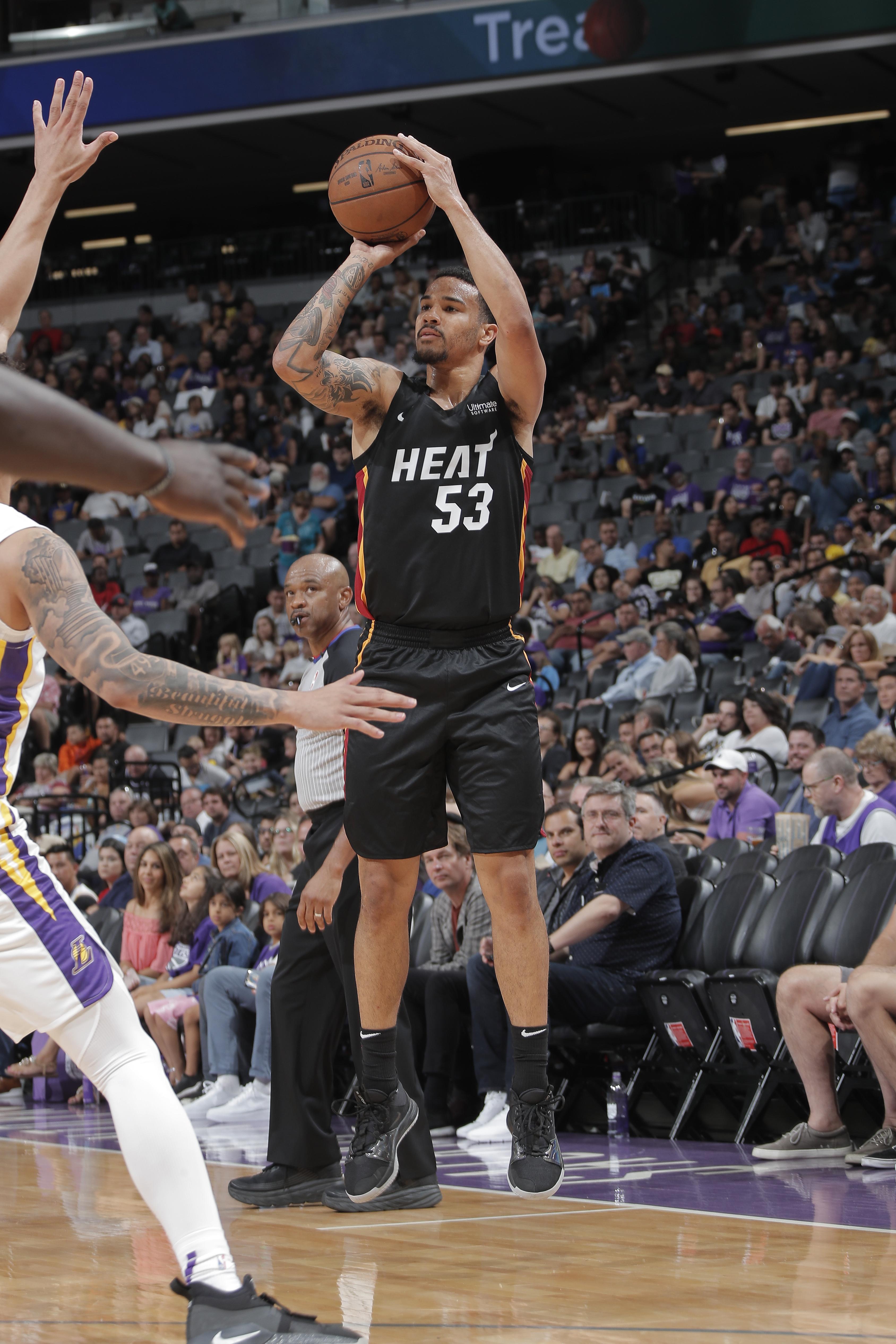 2019 California Classic - Miami Heat v Los Angeles Lakers