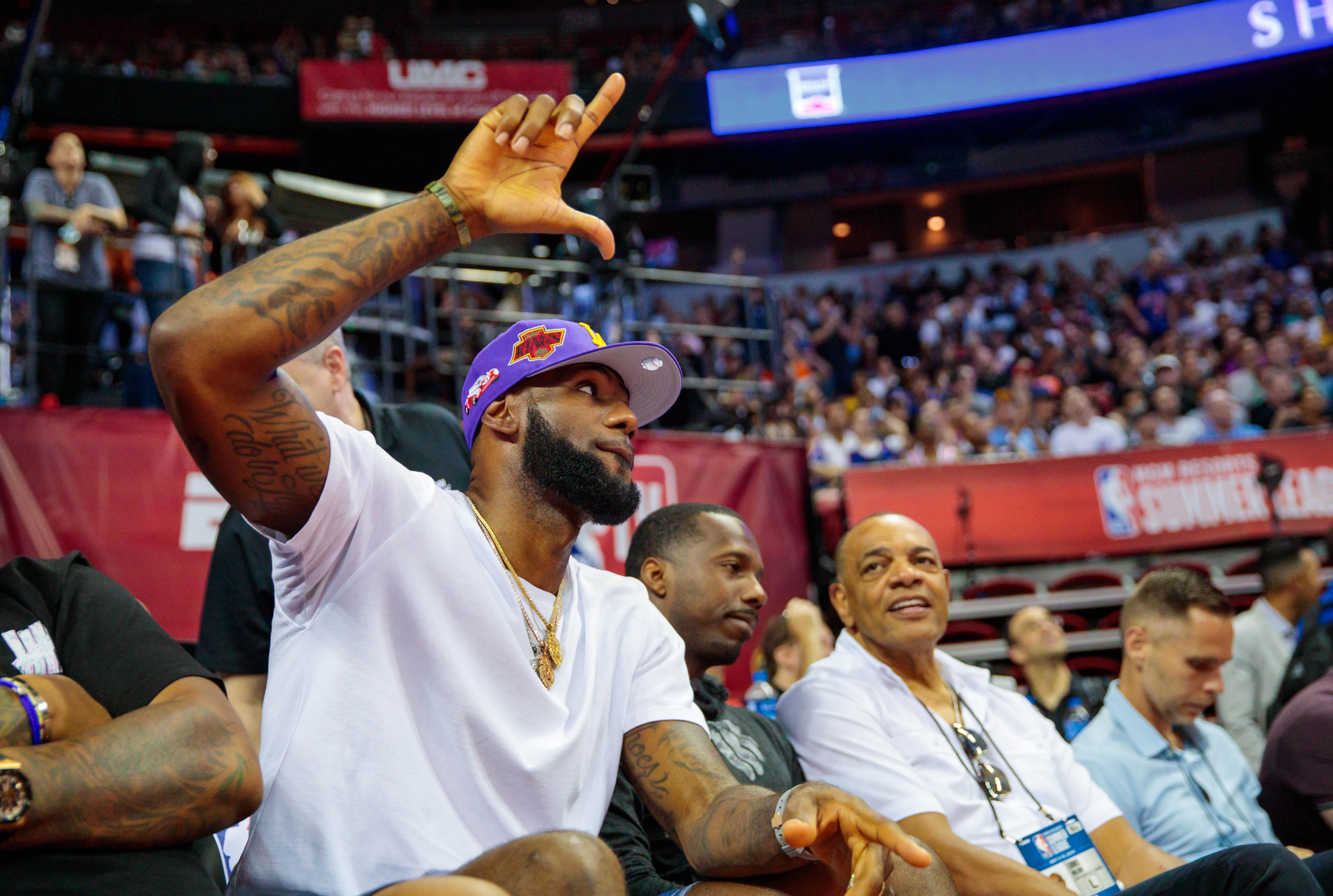 NBA: Summer League-Los Angeles Lakers at Chicago Bulls