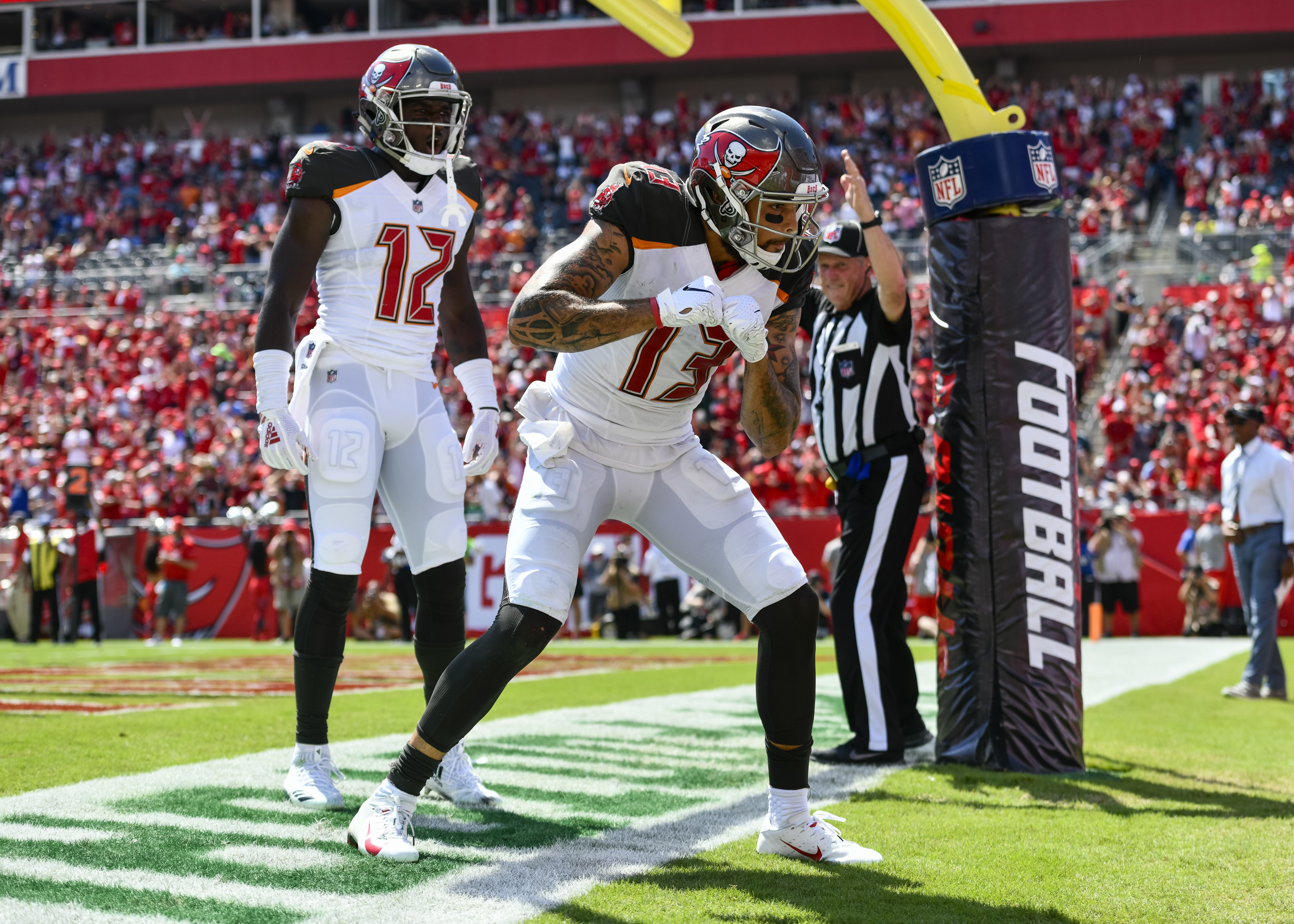 NFL: SEP 16 Eagles at Buccaneers