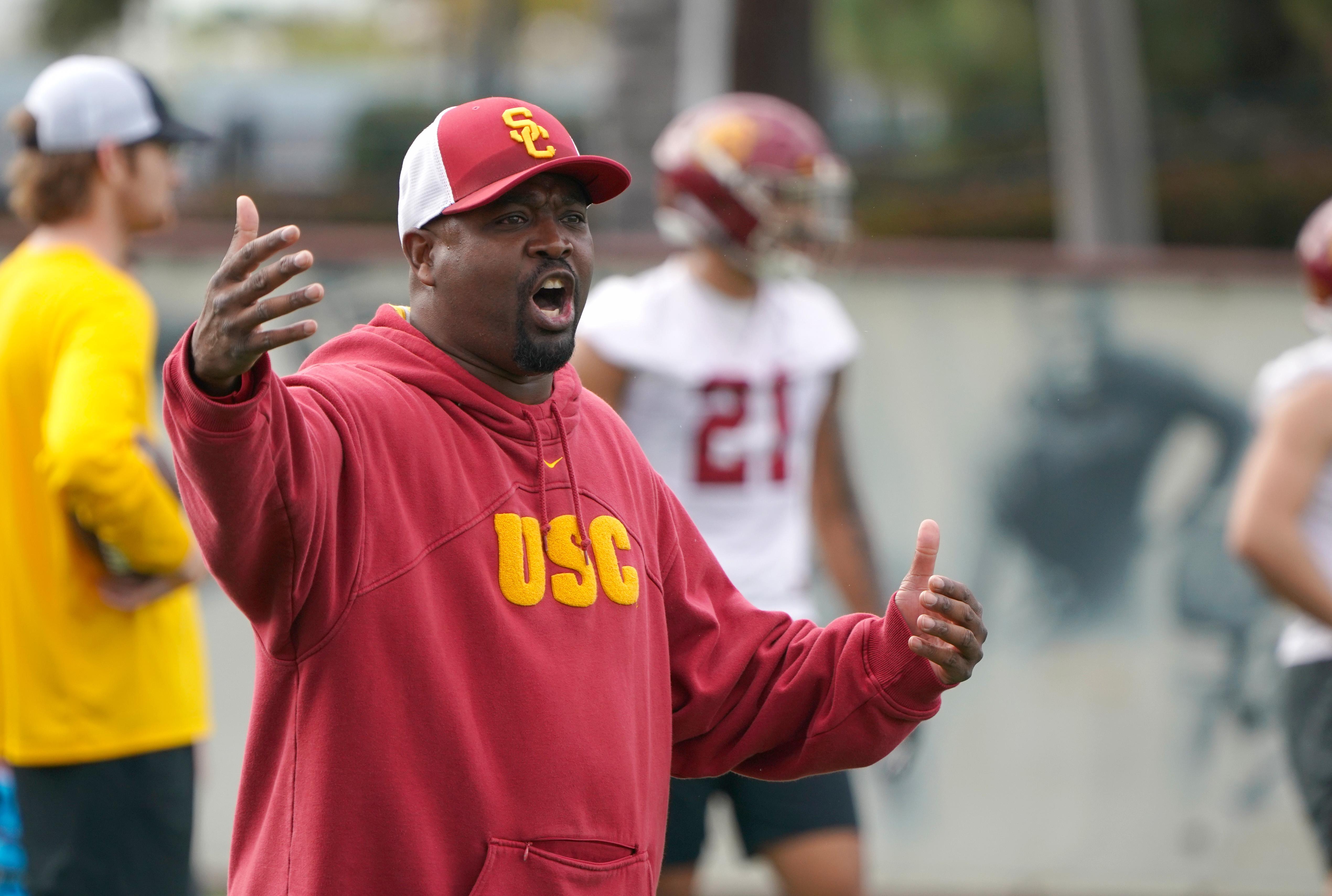 USC Spring Football Practice Begins