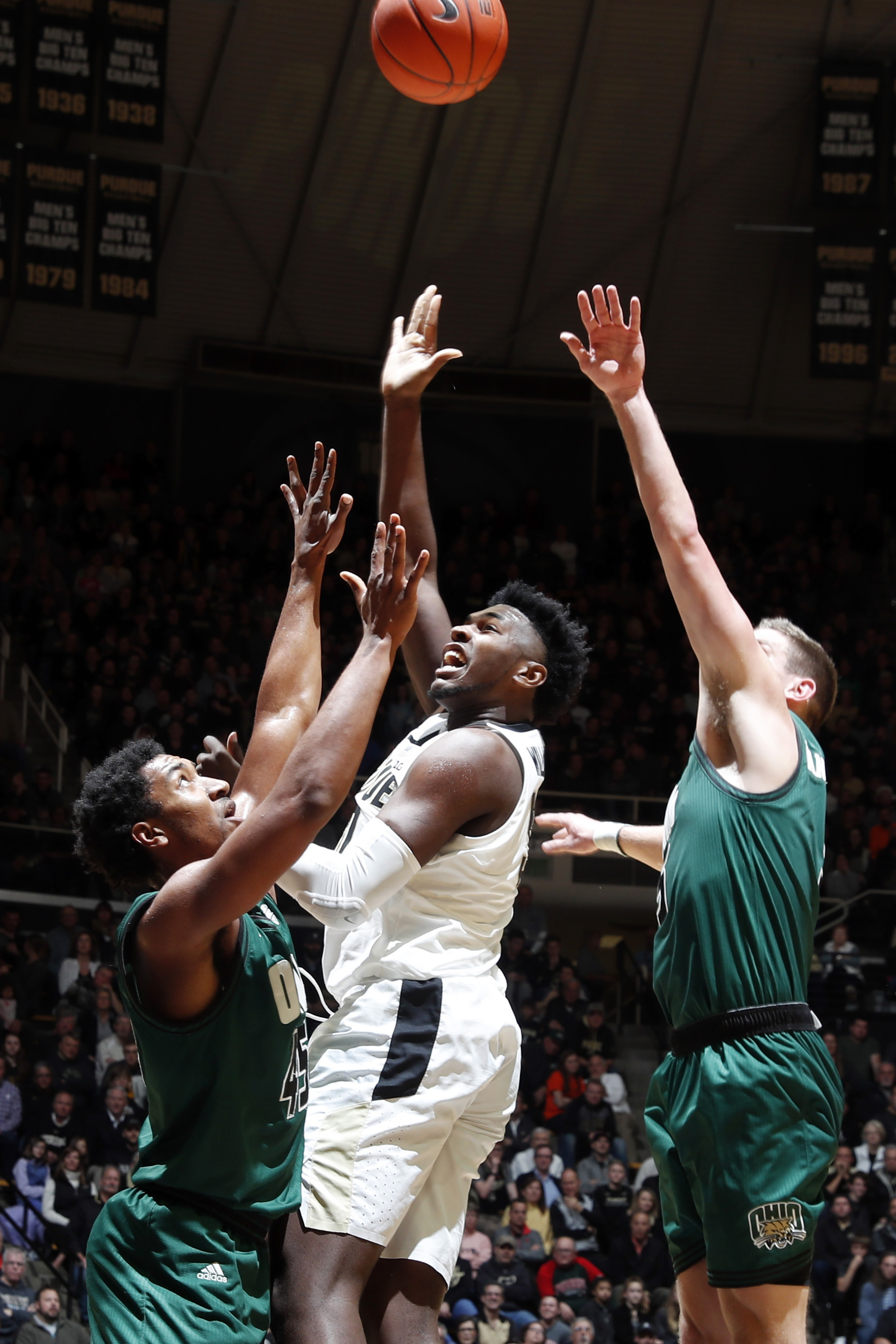 NCAA Basketball: Ohio at Purdue