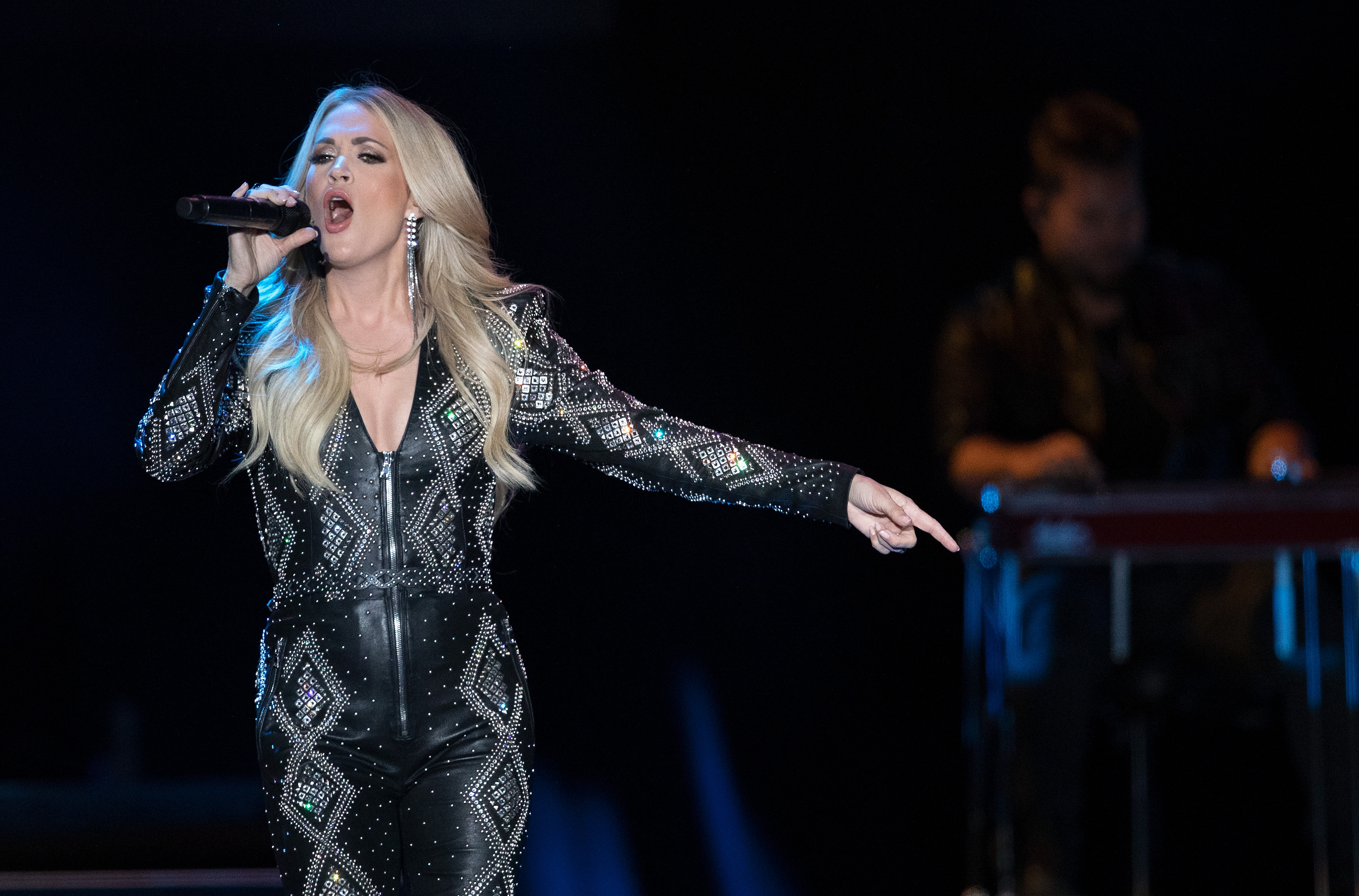 Carrie Underwood Performs At The SSE Arena, Wembley