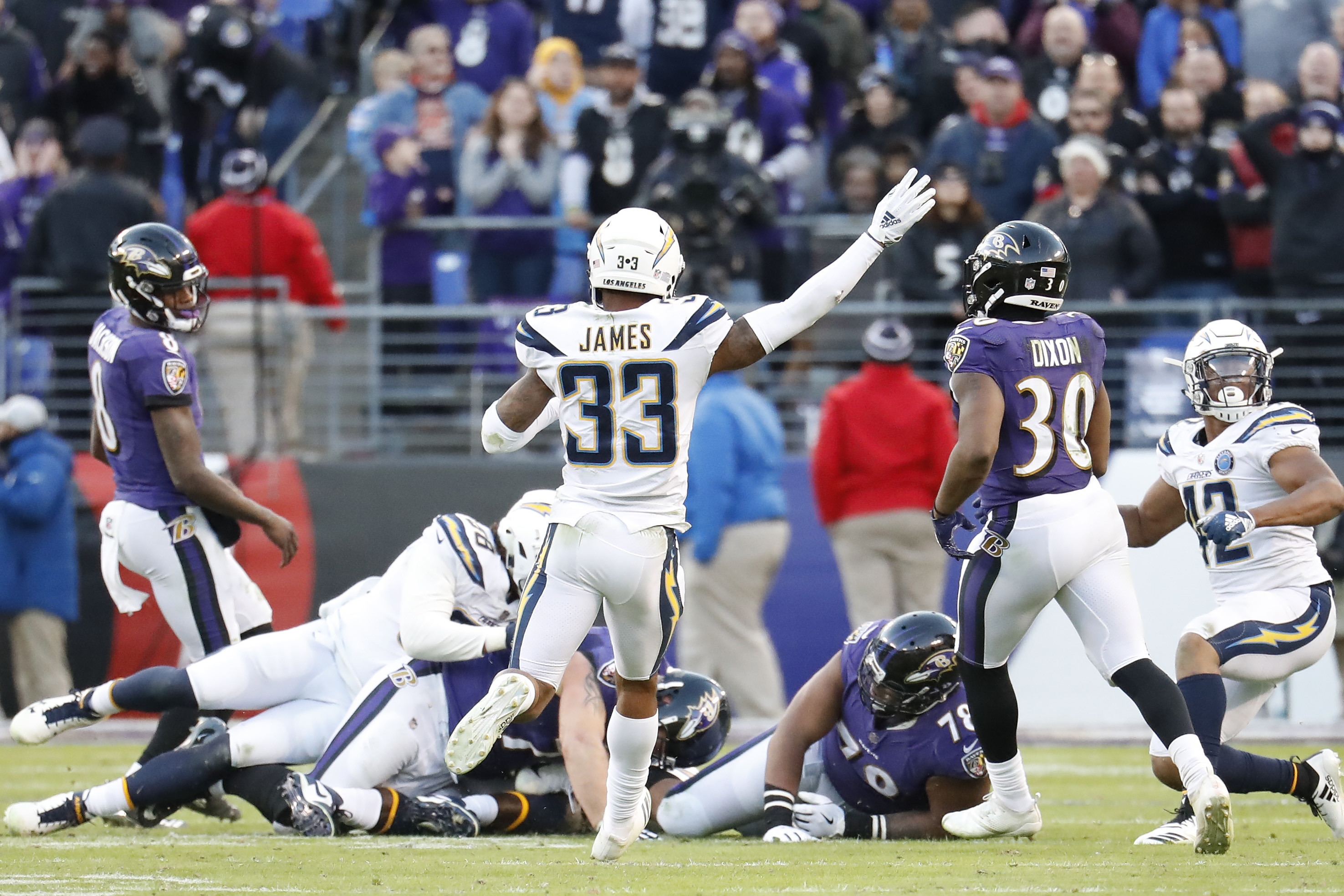 0e7f7762 Los Angeles Chargers Daily Links: How good can the Chargers defense ...