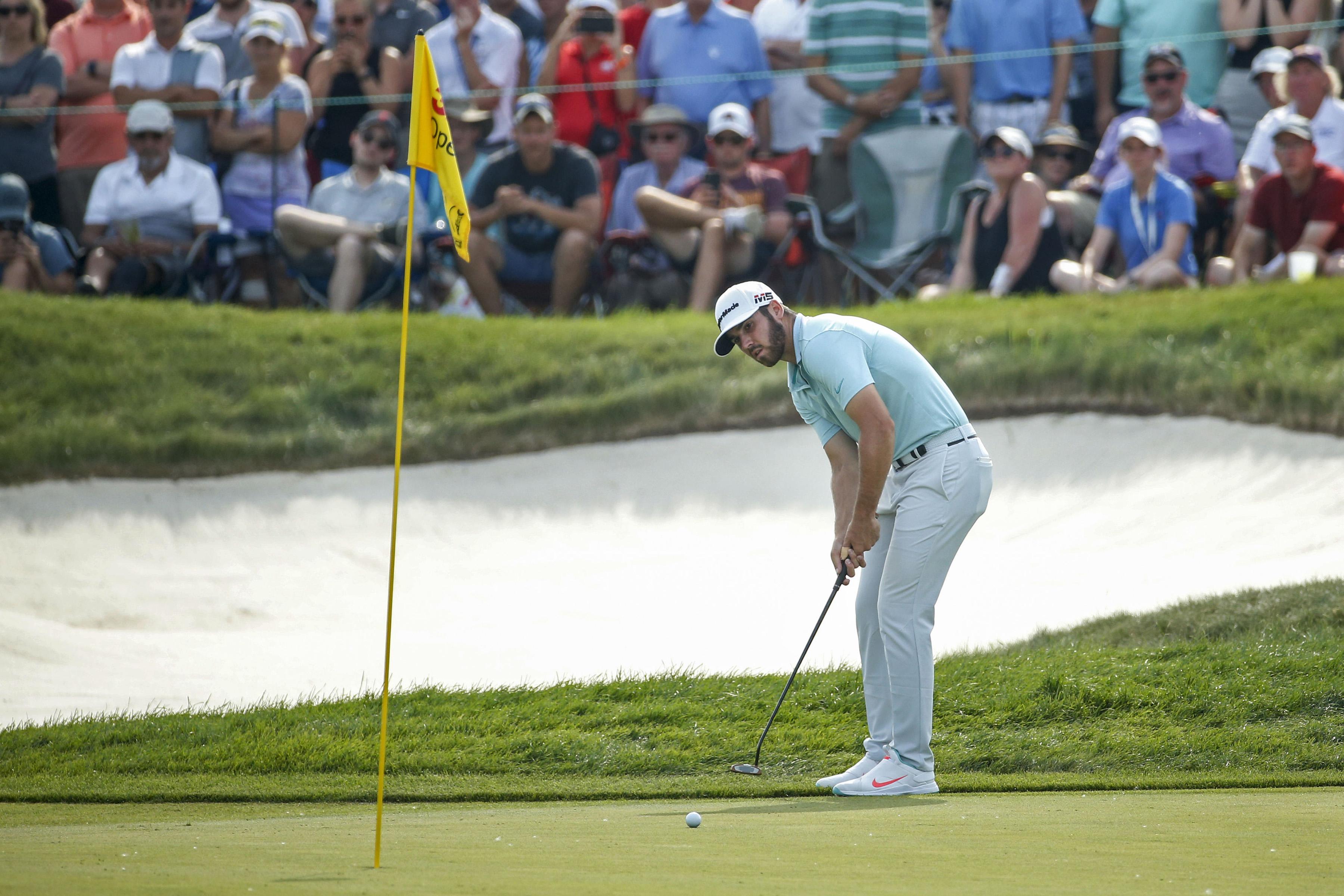 PGA: 3M Championship - Final Round