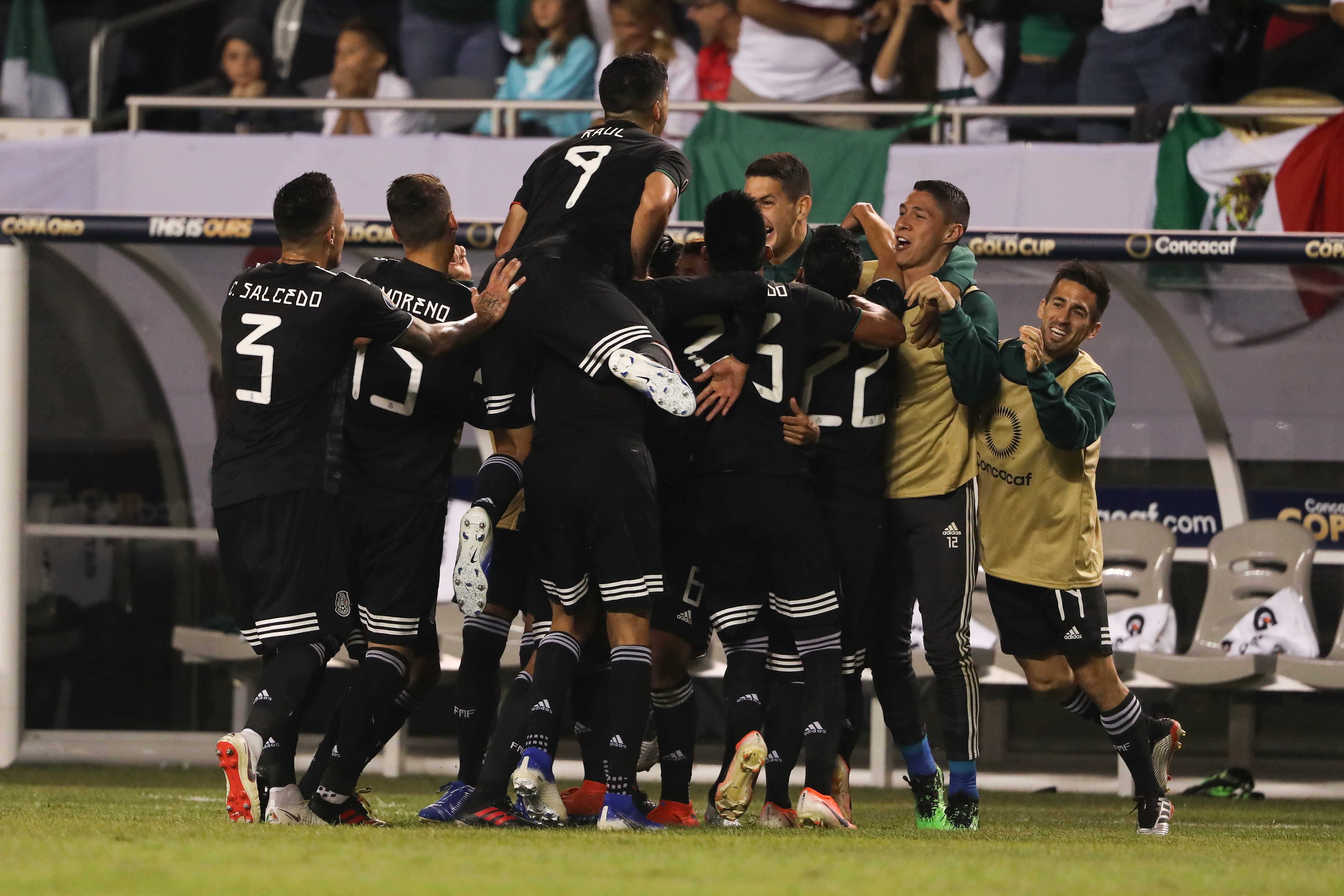 CONCACAF Gold Cup - Stars and Stripes FC