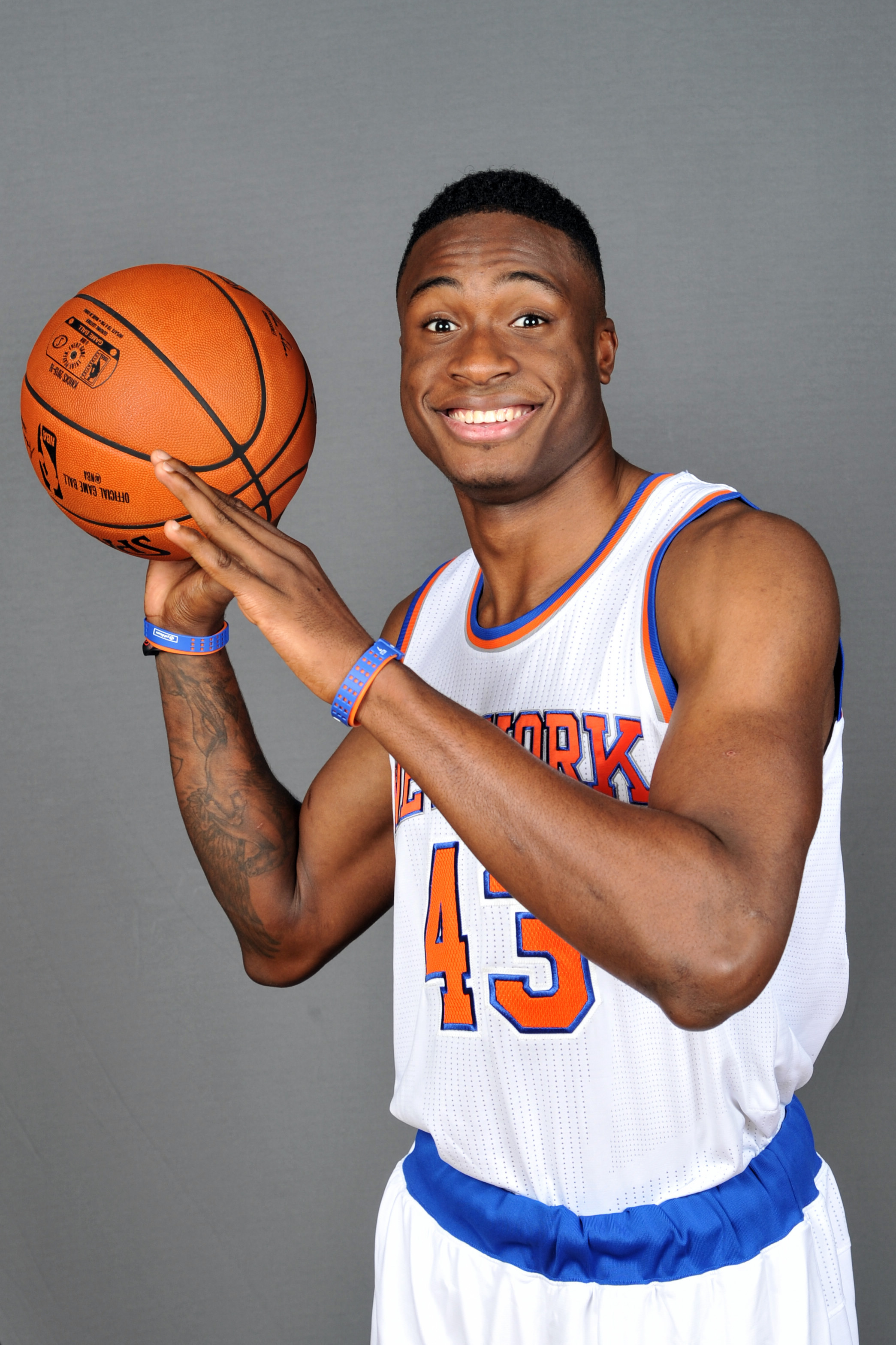 NBA: New York Knicks-Media Day