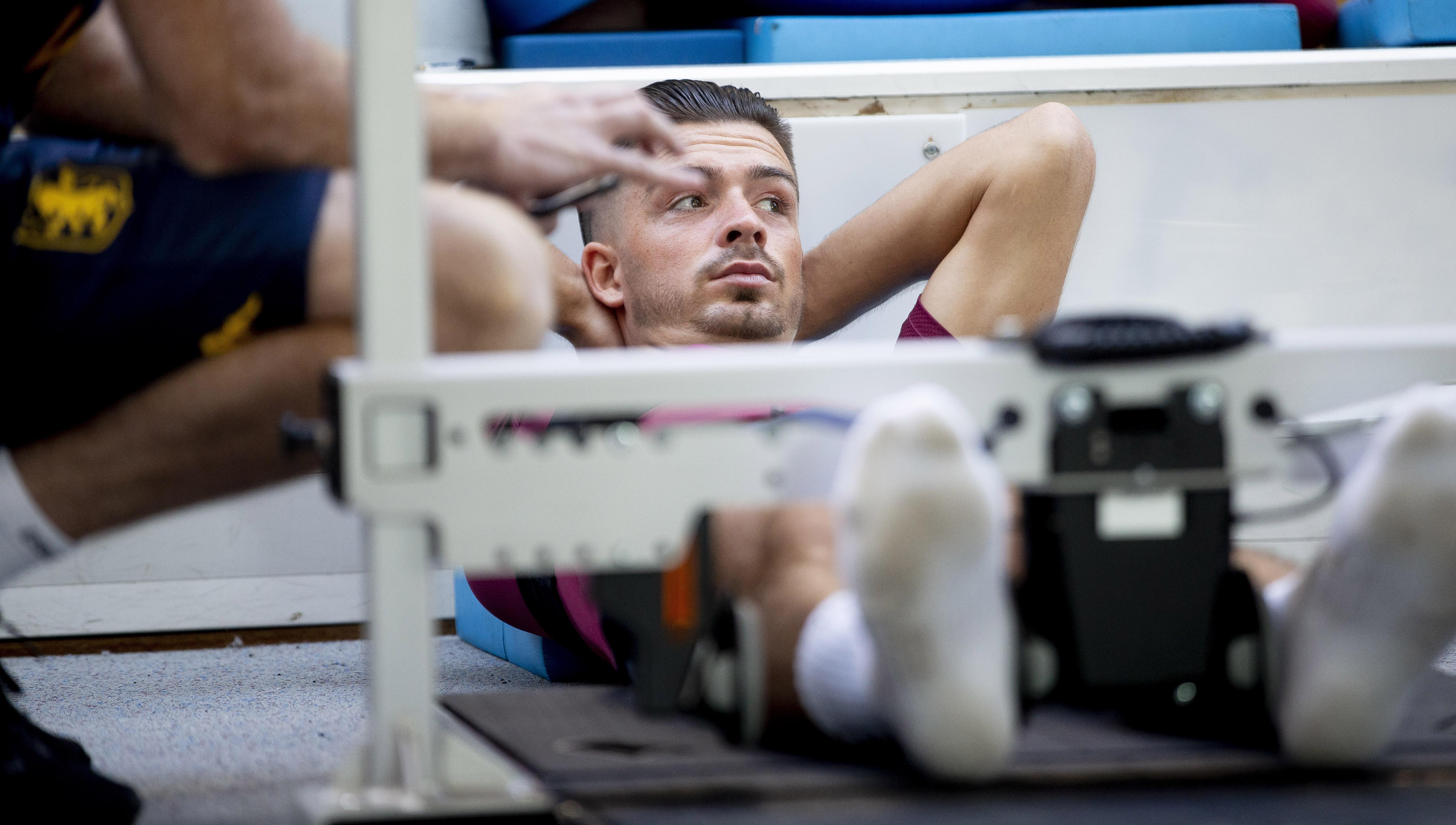 Aston Villa Players Return to Pre-Season Training