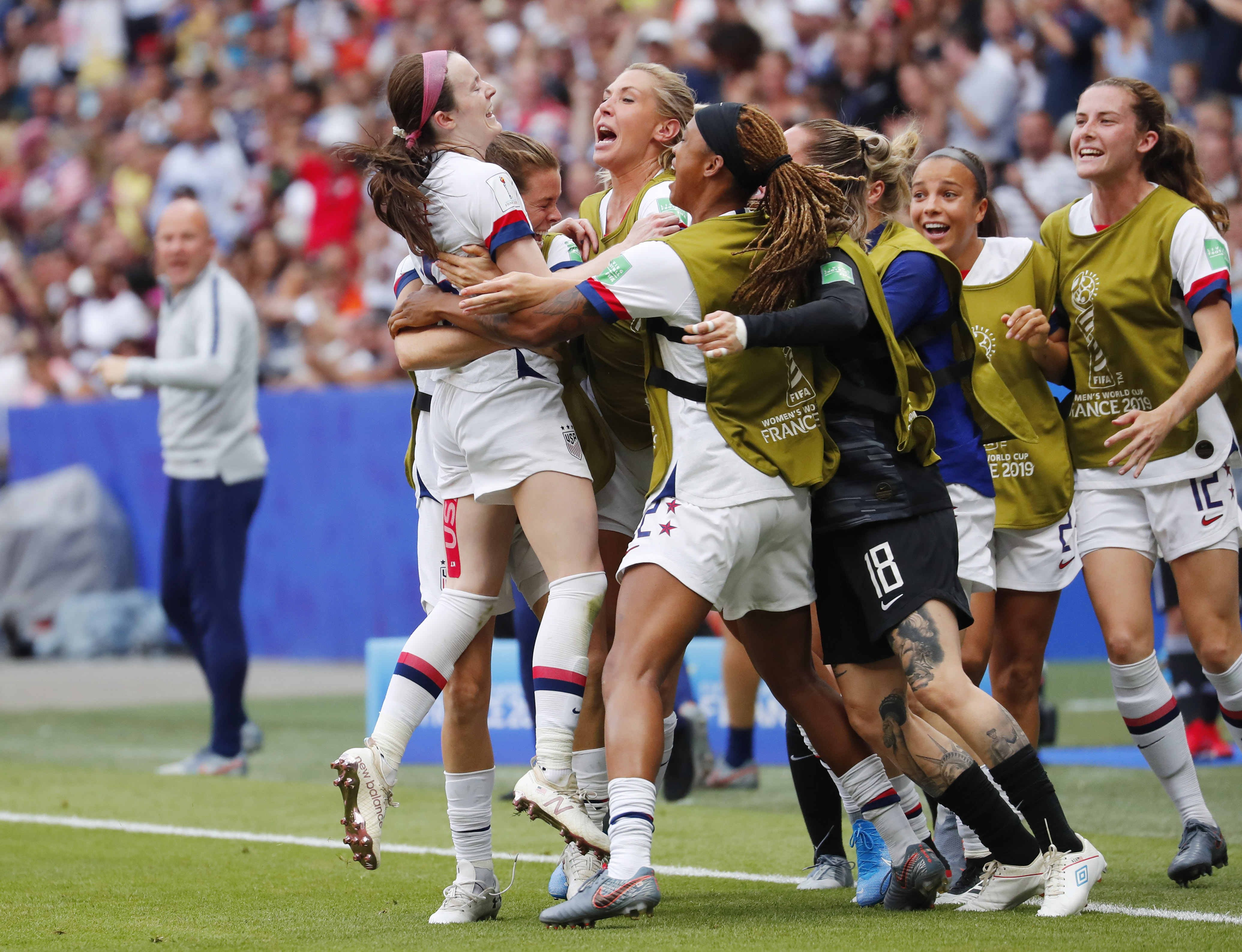 Soccer: Womens World Cup-USA vs Netherlands