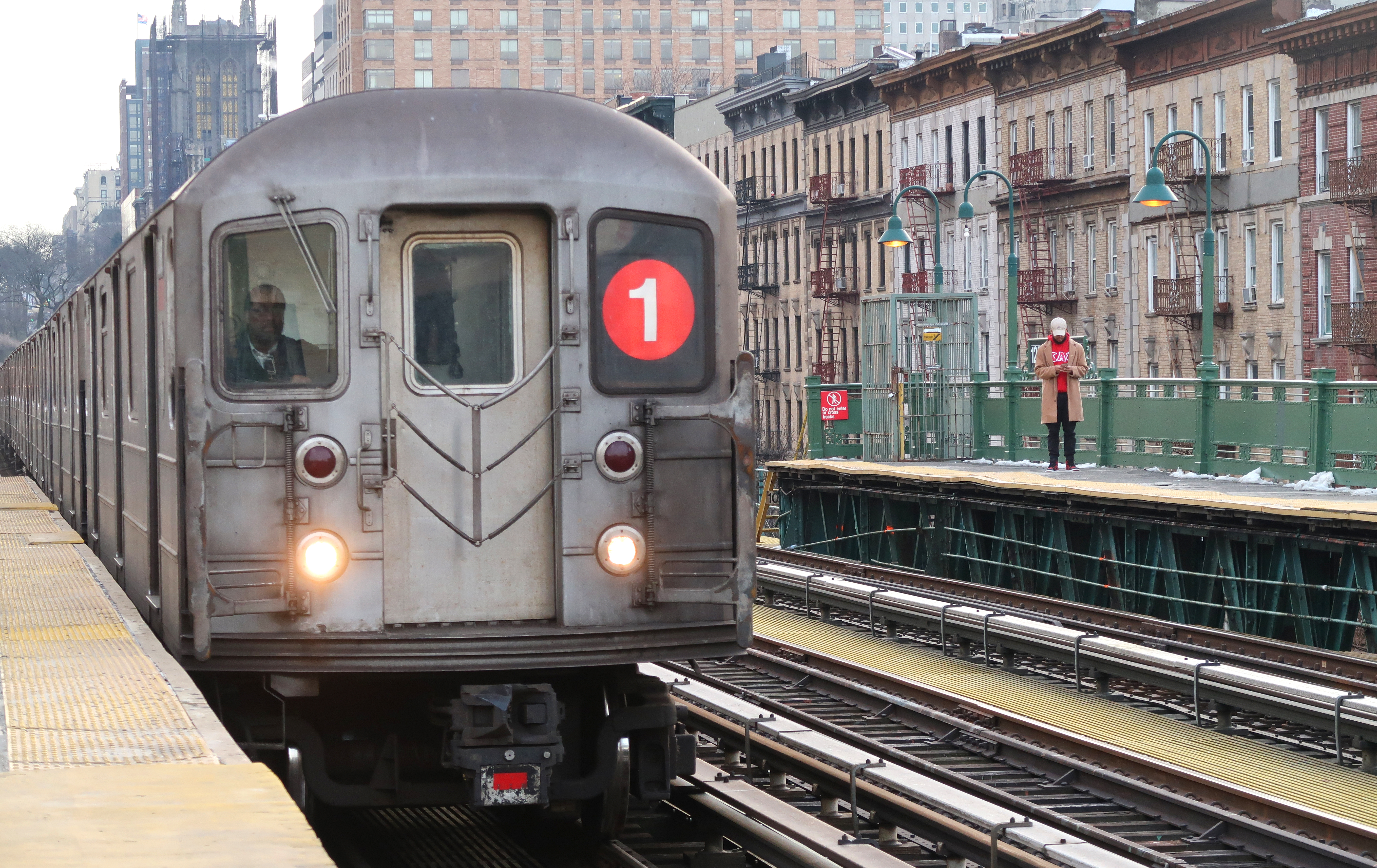 125th Street Subway Station in New York City