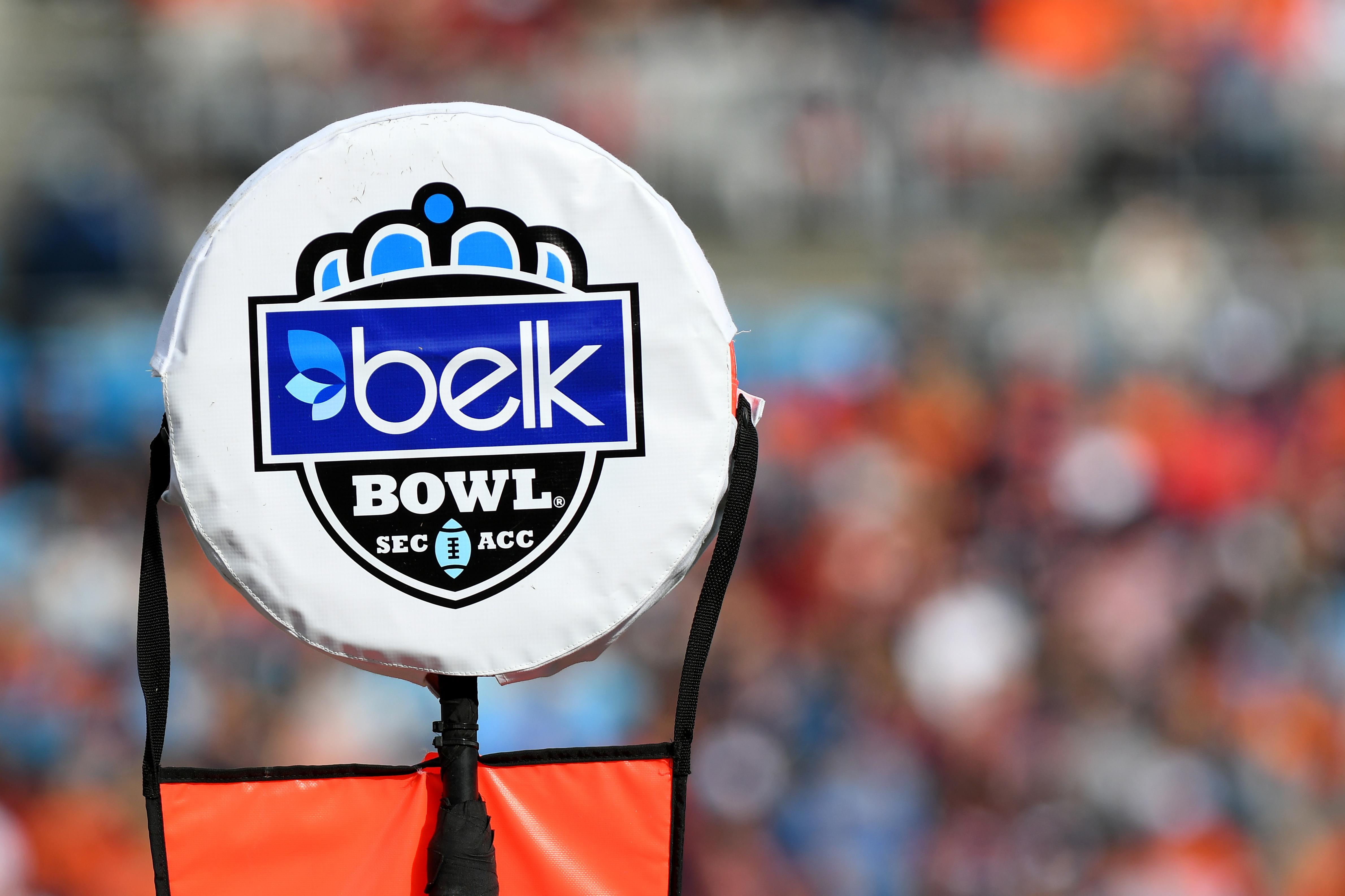 COLLEGE FOOTBALL: DEC 29 Belk Bowl - South Carolina v Virginia
