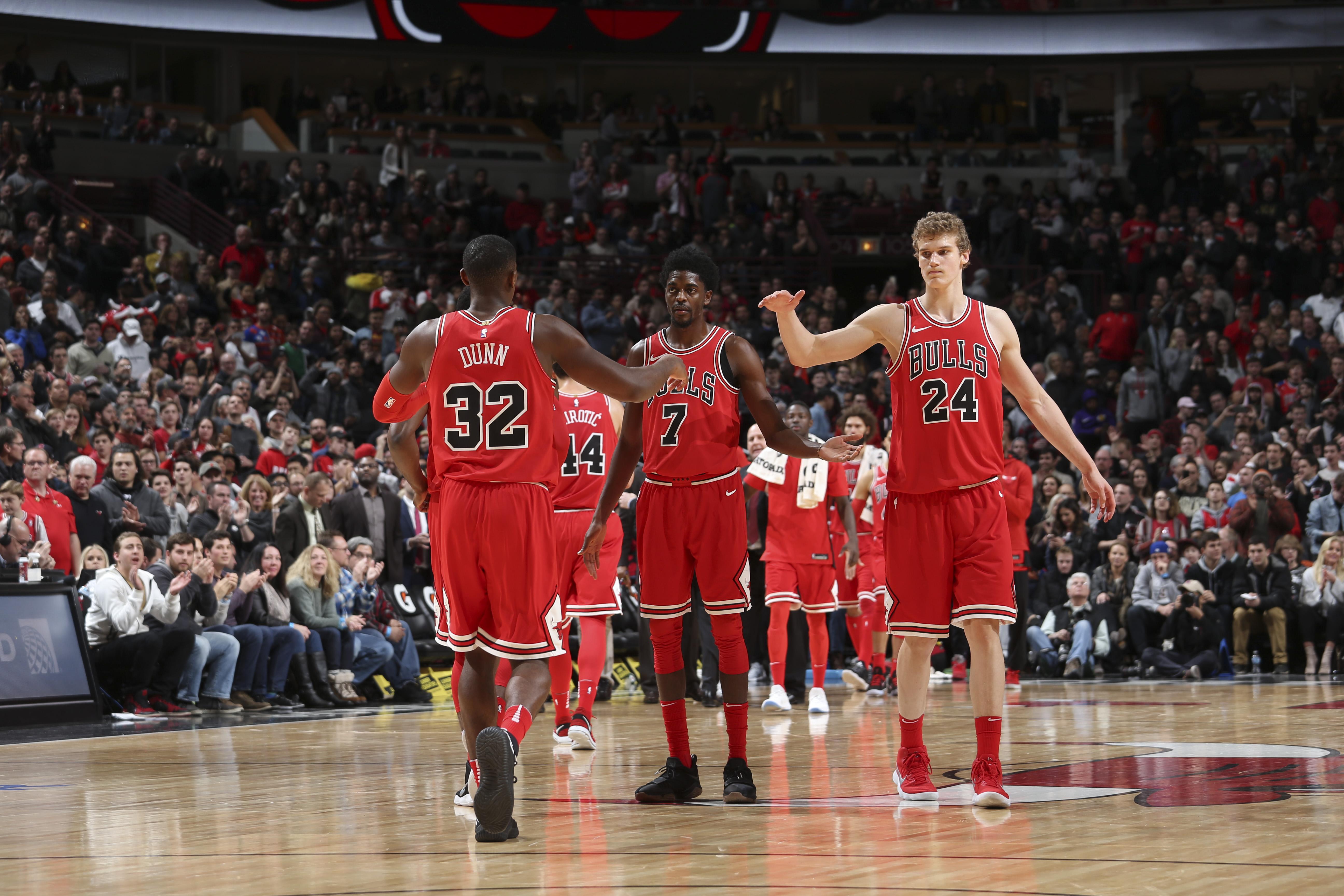 Blog a Bull, a Chicago Bulls community