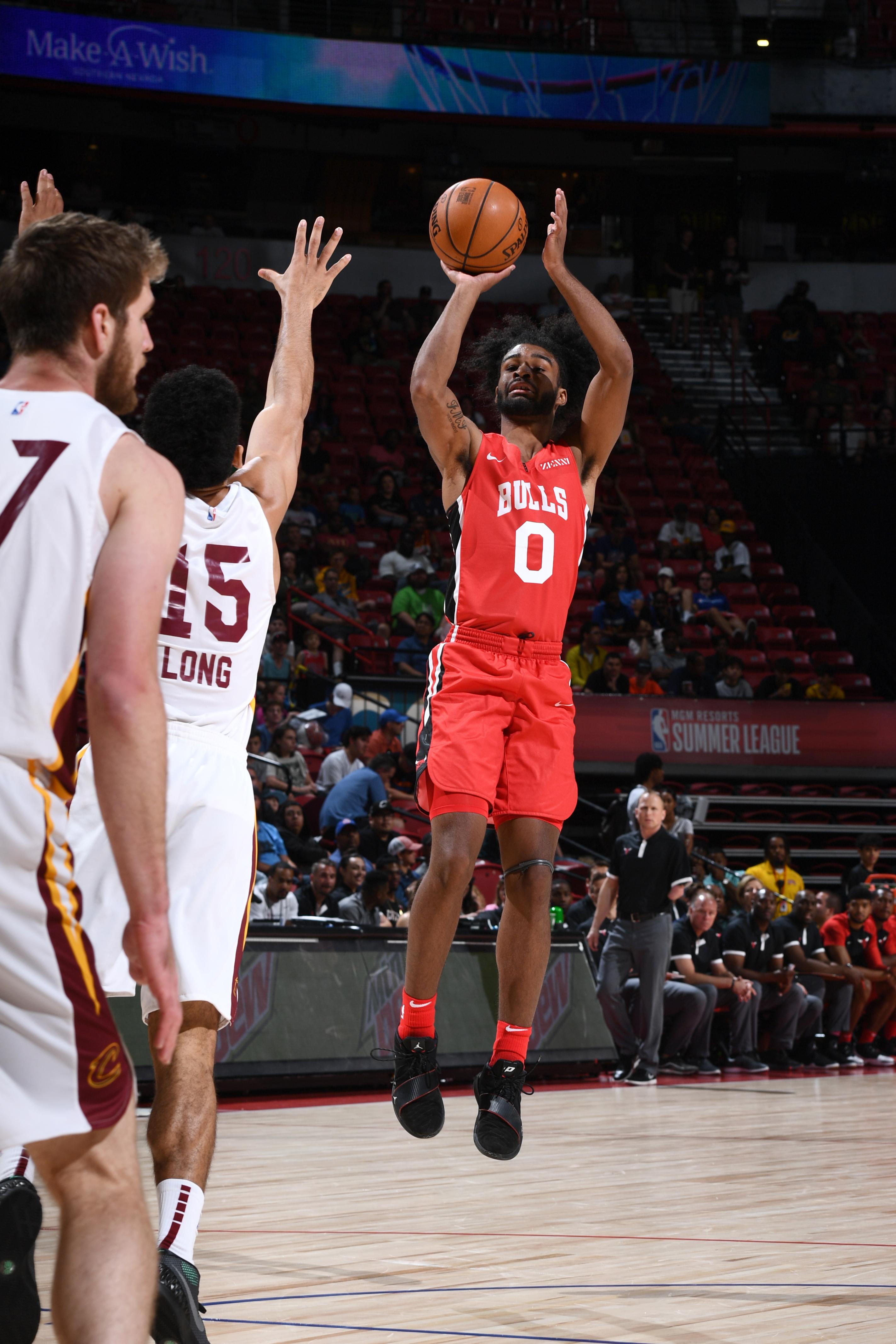 2019 Las Vegas Summer League - Day 3 - Chicago Bulls v Cleveland Cavaliers