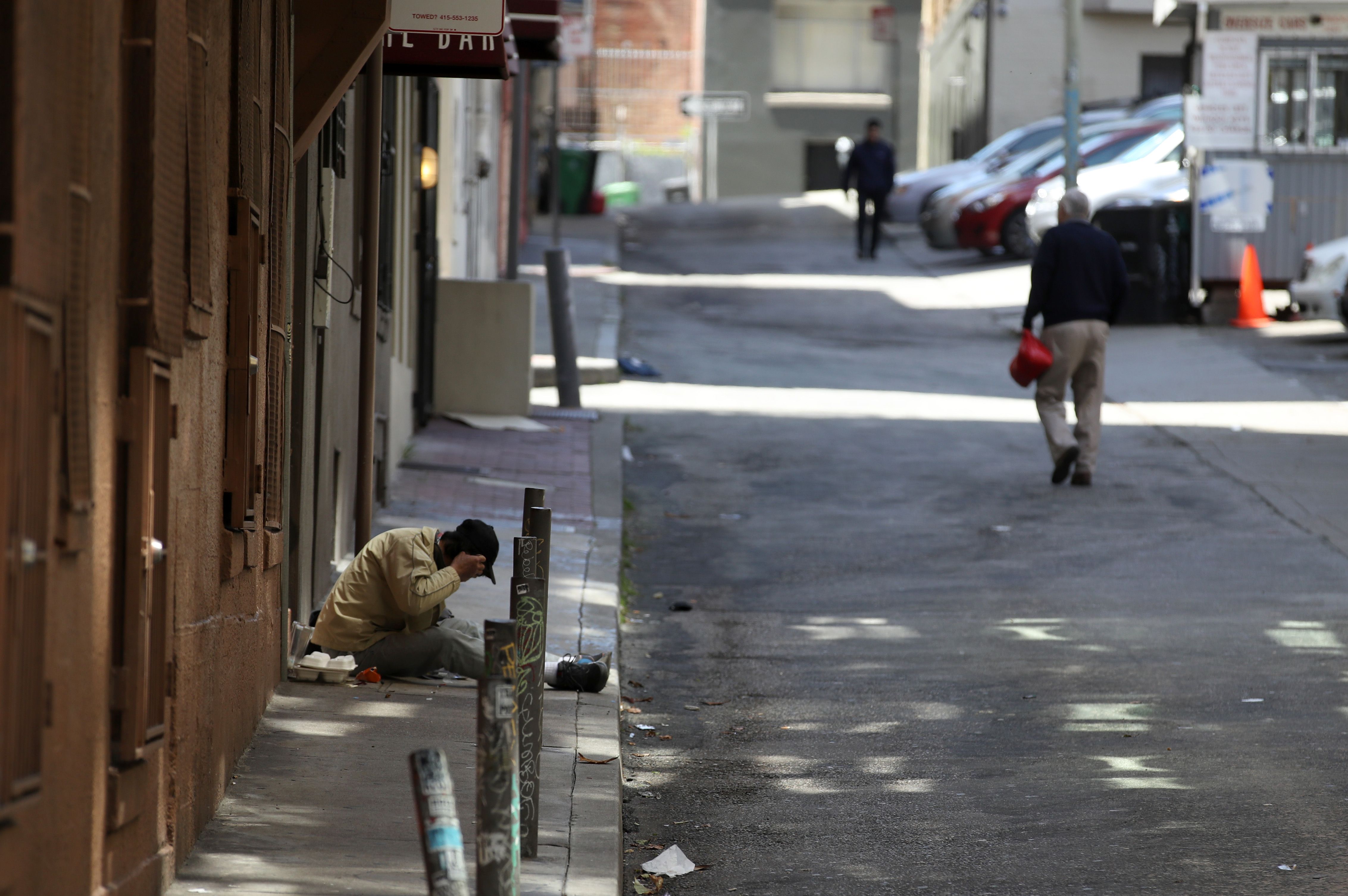 Number Of Homeless On San Francisco Streets Rises 17 Percent Over Last Two Years