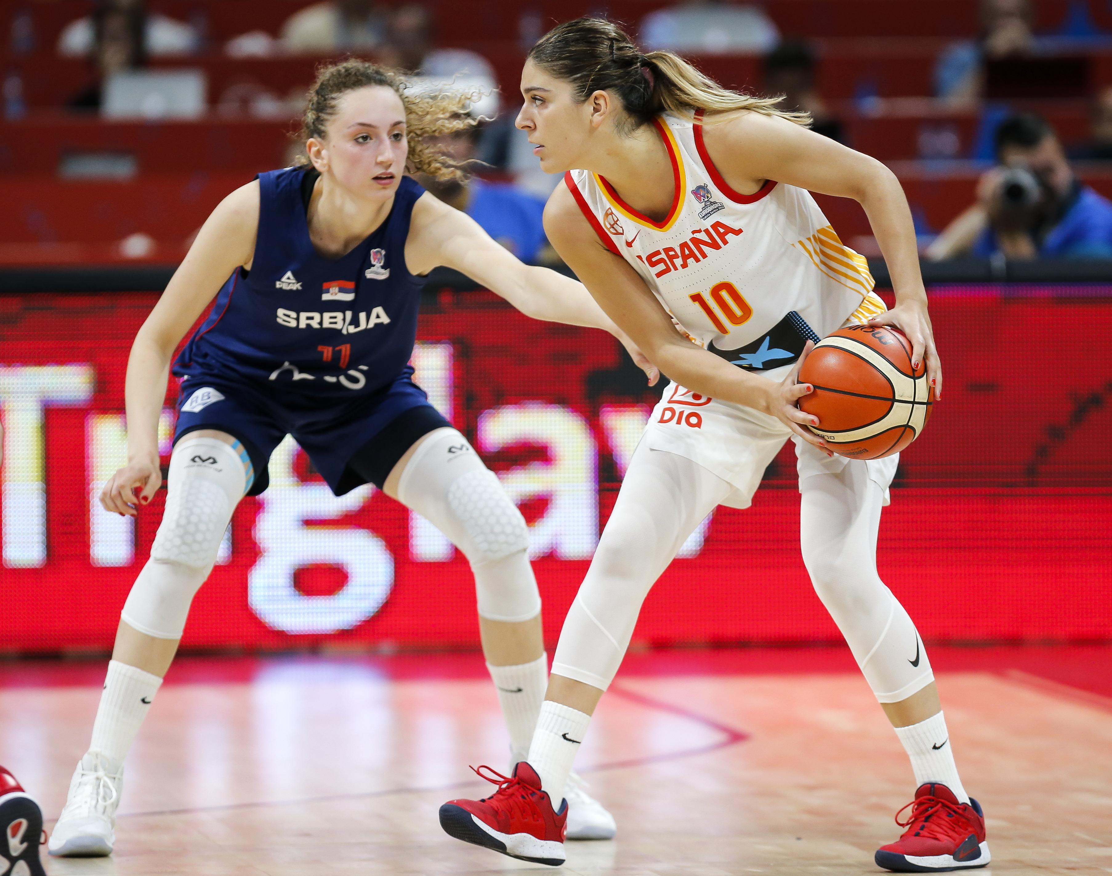 FIBA Women's Eurobasket - Semi Finals