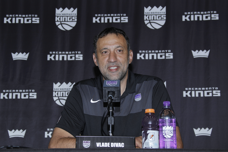 Sacramento Kings Introduces Luke Walton