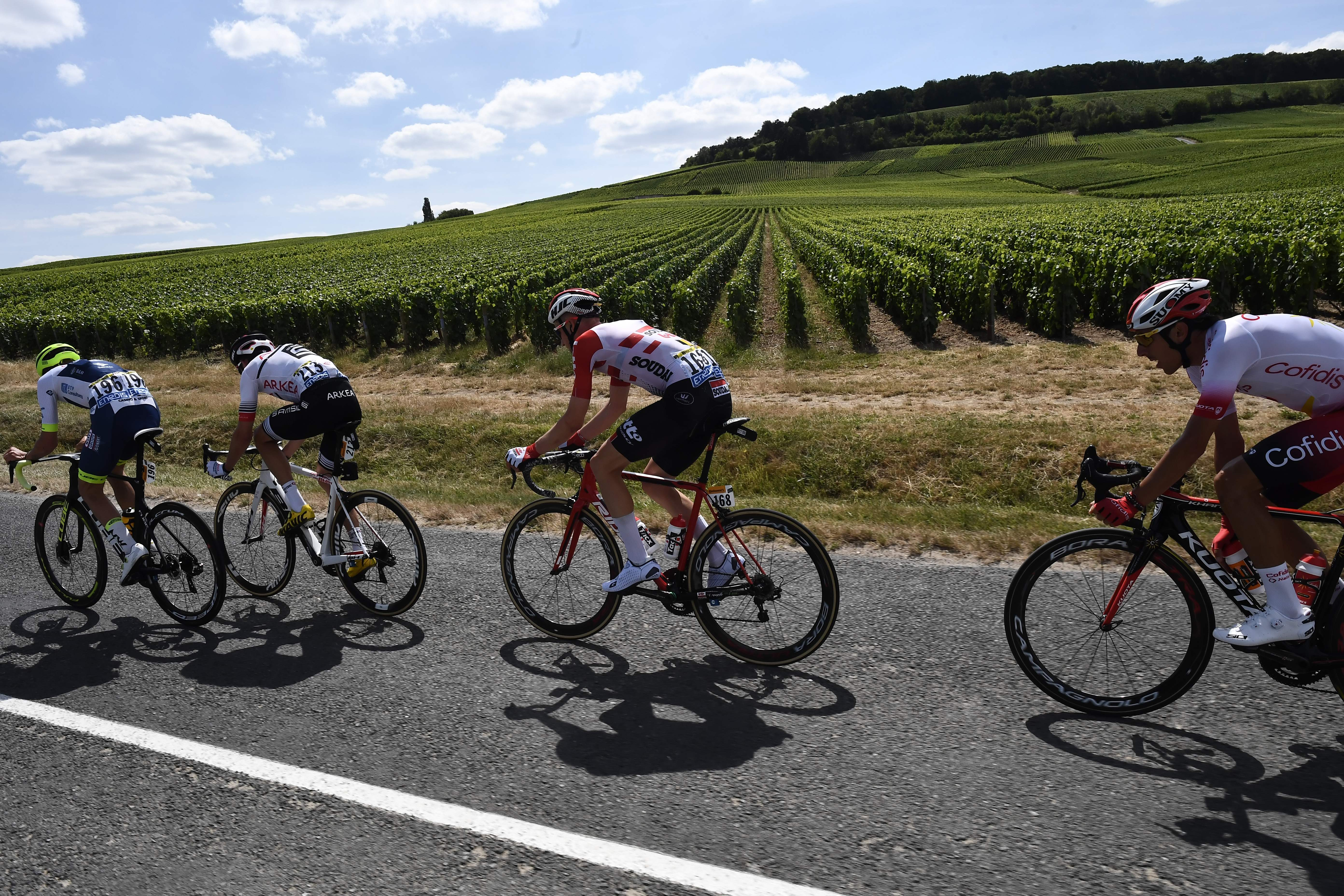 Tour de France wellens break