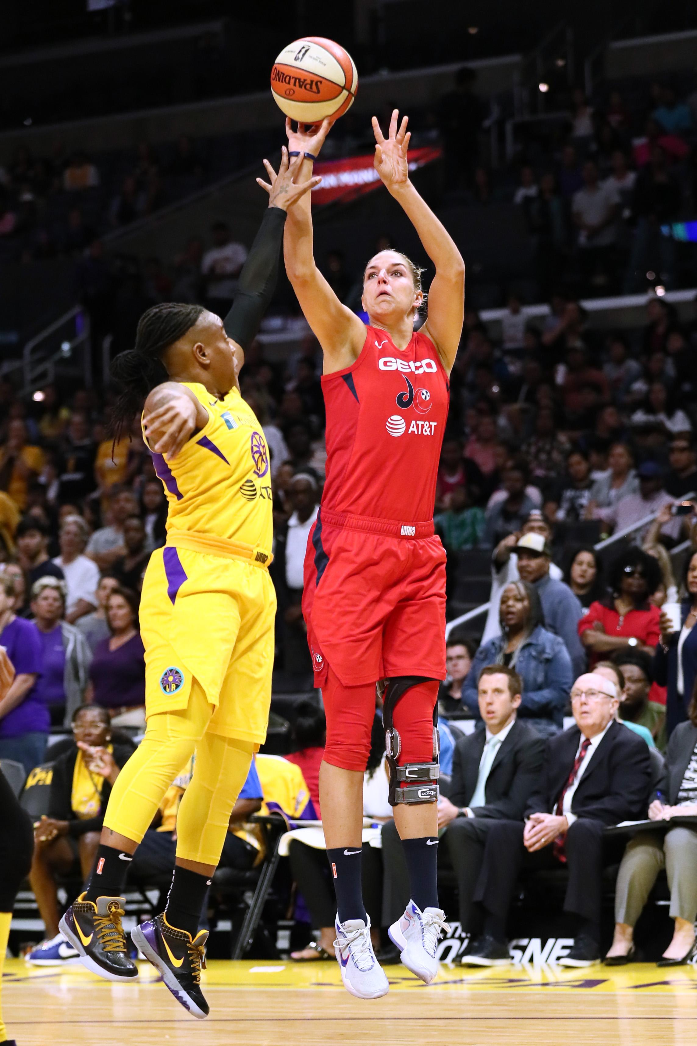 Washington Mystics v Los Angeles Sparks