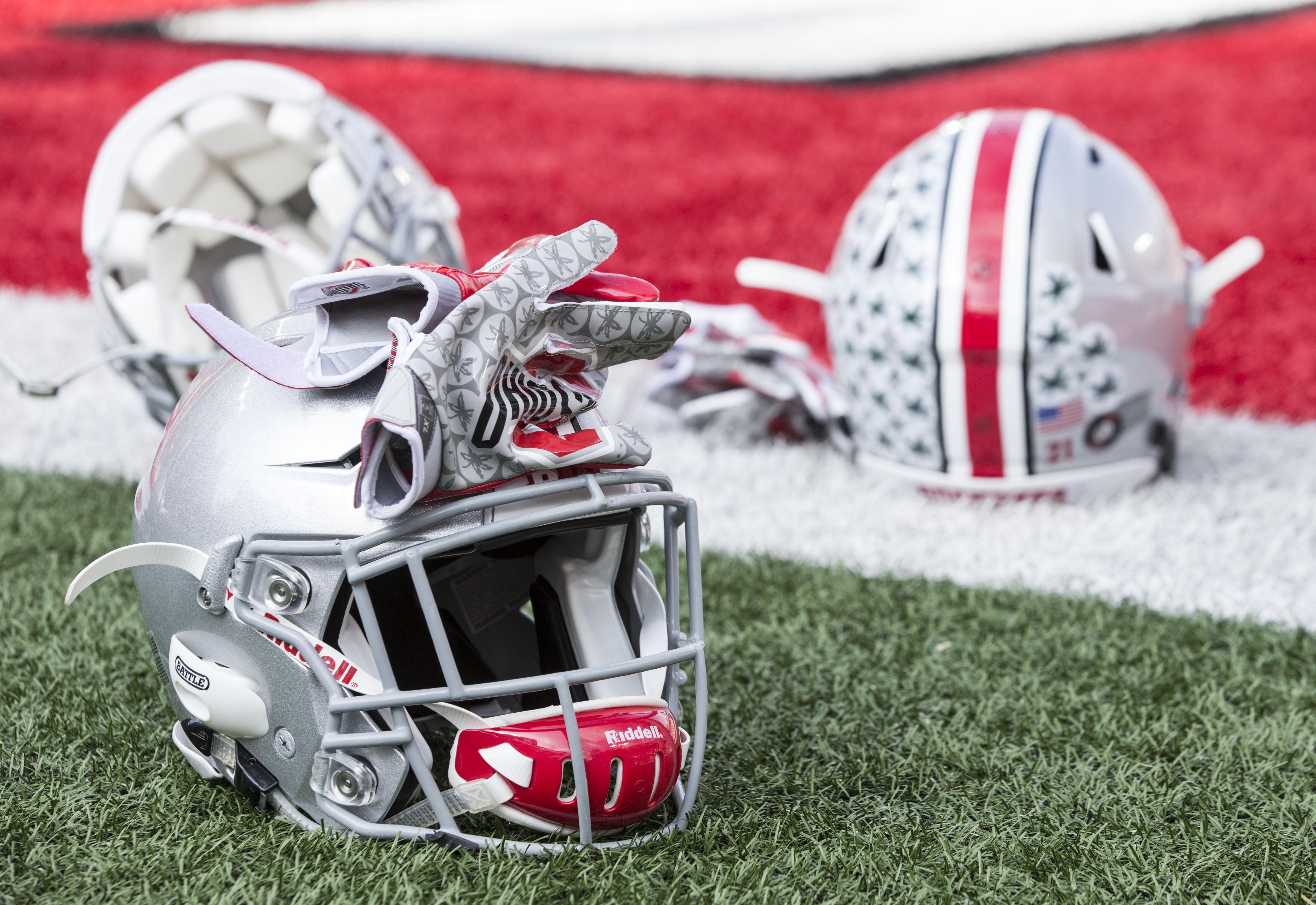 NCAA Football: Northwestern at Ohio State