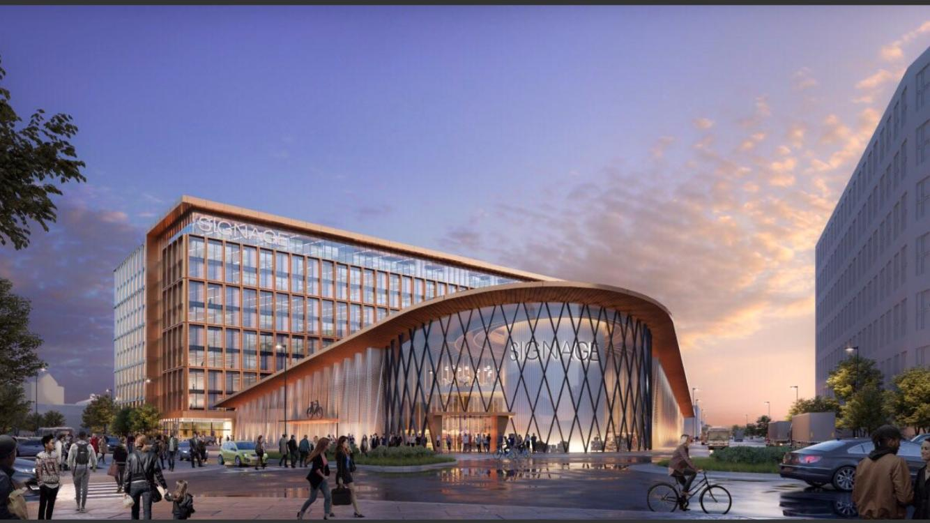 Seaport District 'innovation campus' envisioned under new plans