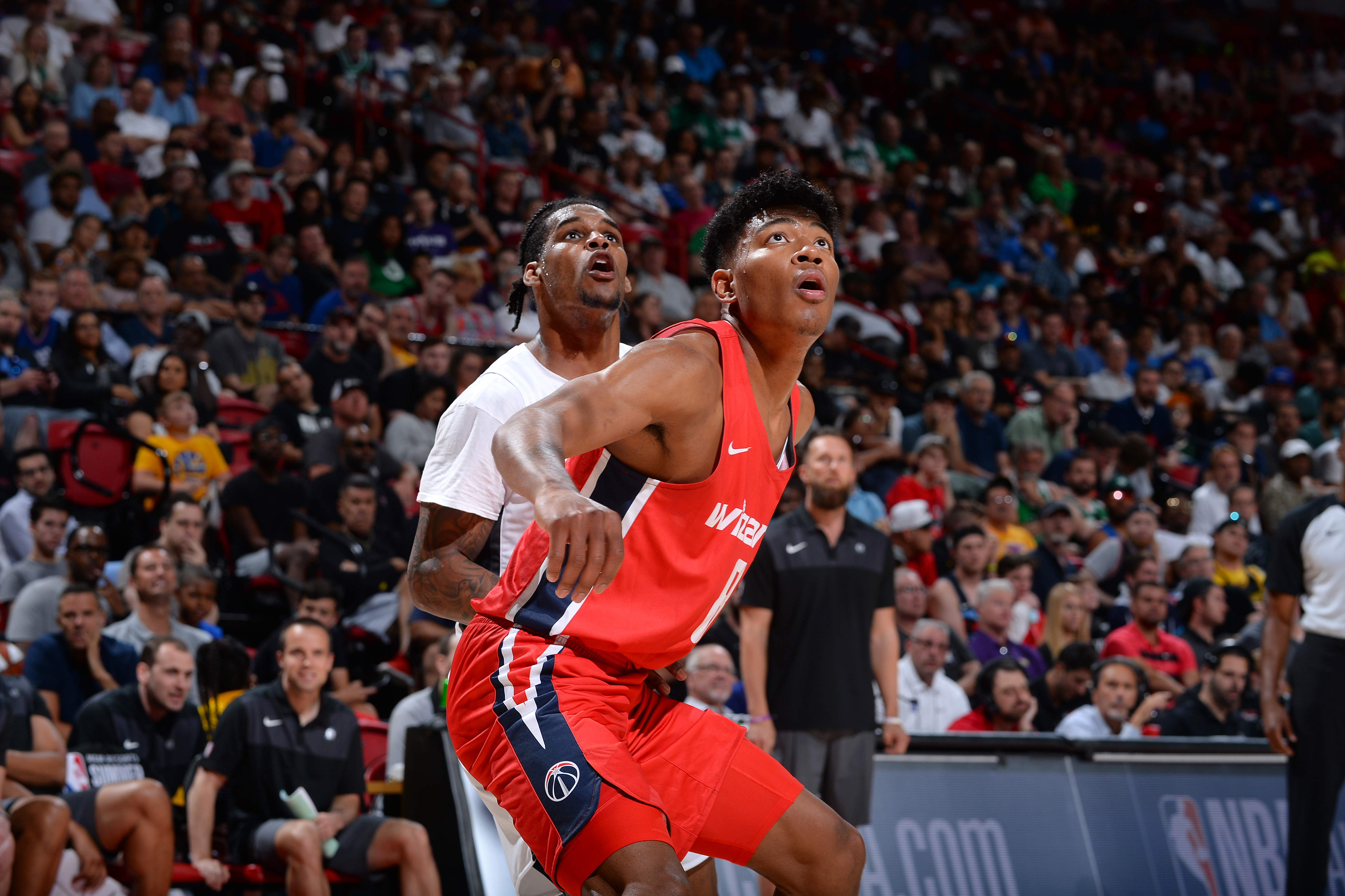 2019 Las Vegas Summer League - Washington Wizards v Brooklyn Nets