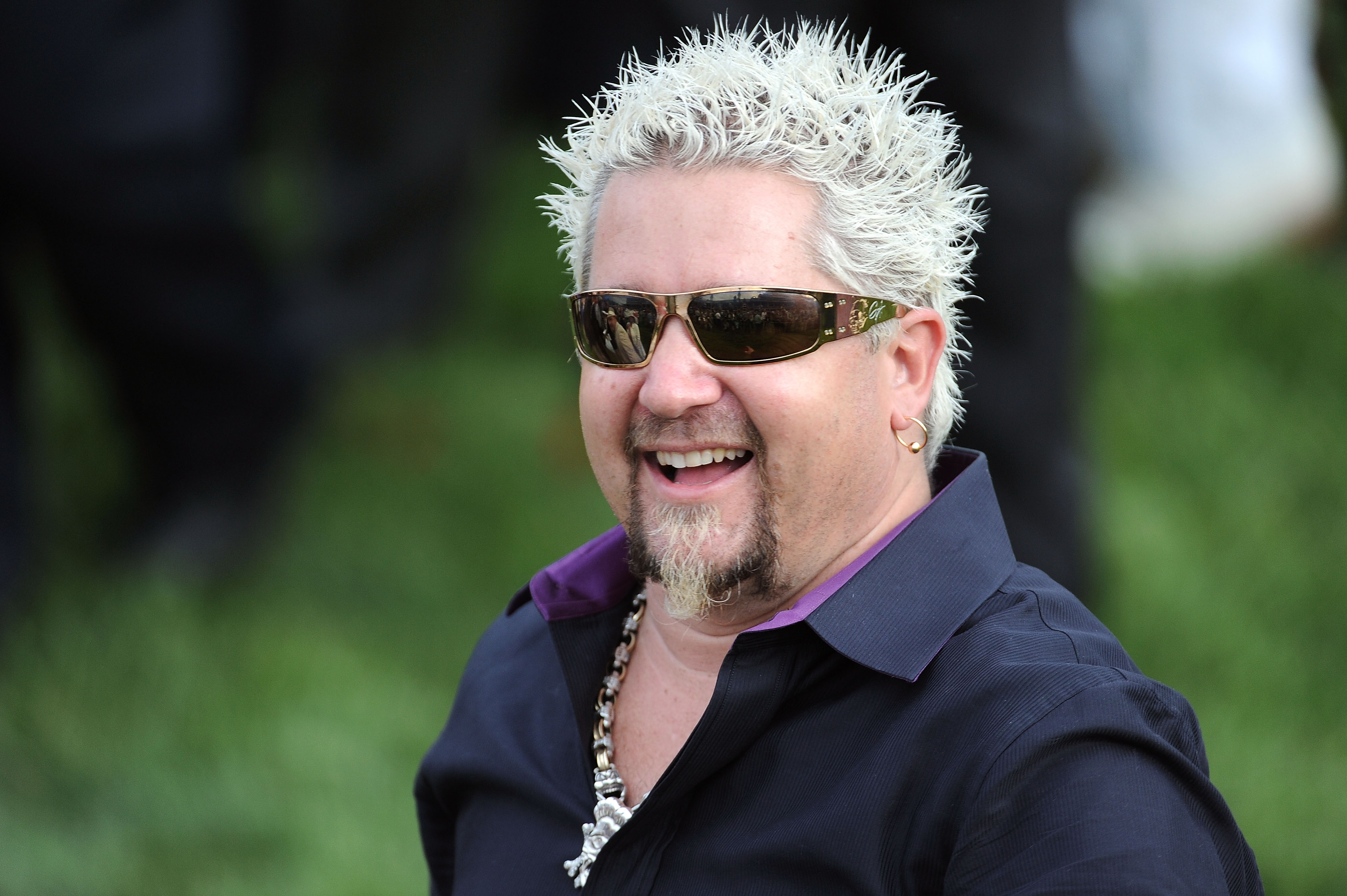 Can Guy Fieri Please Play Ursula in 'The Little Mermaid'?