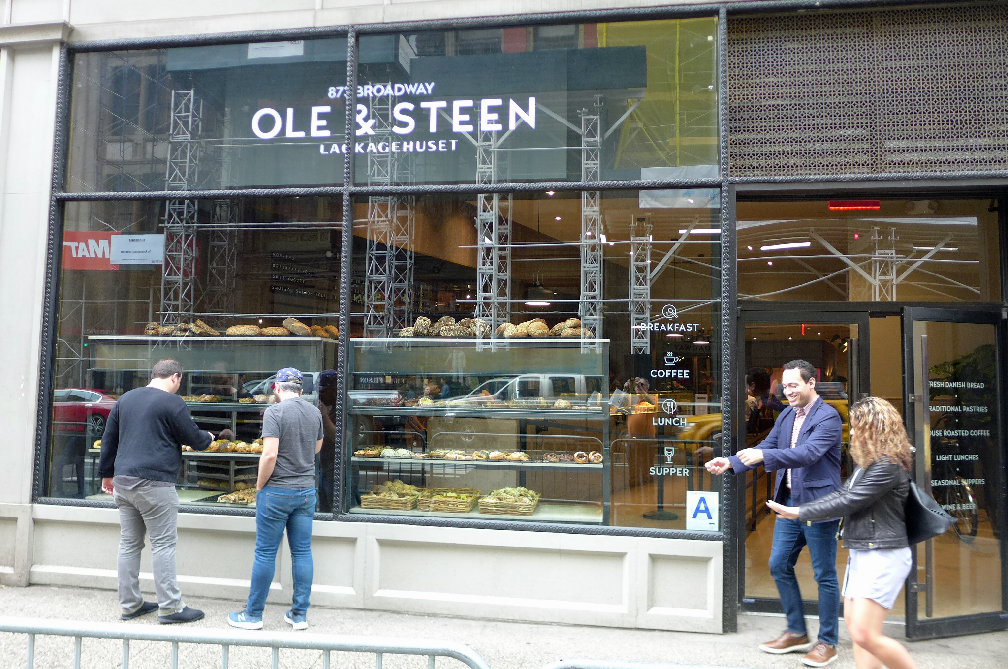 Ole & Steen exterior